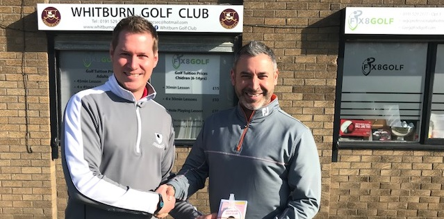 SSFC links up with Whitburn Golf Club in mutual sponsorship