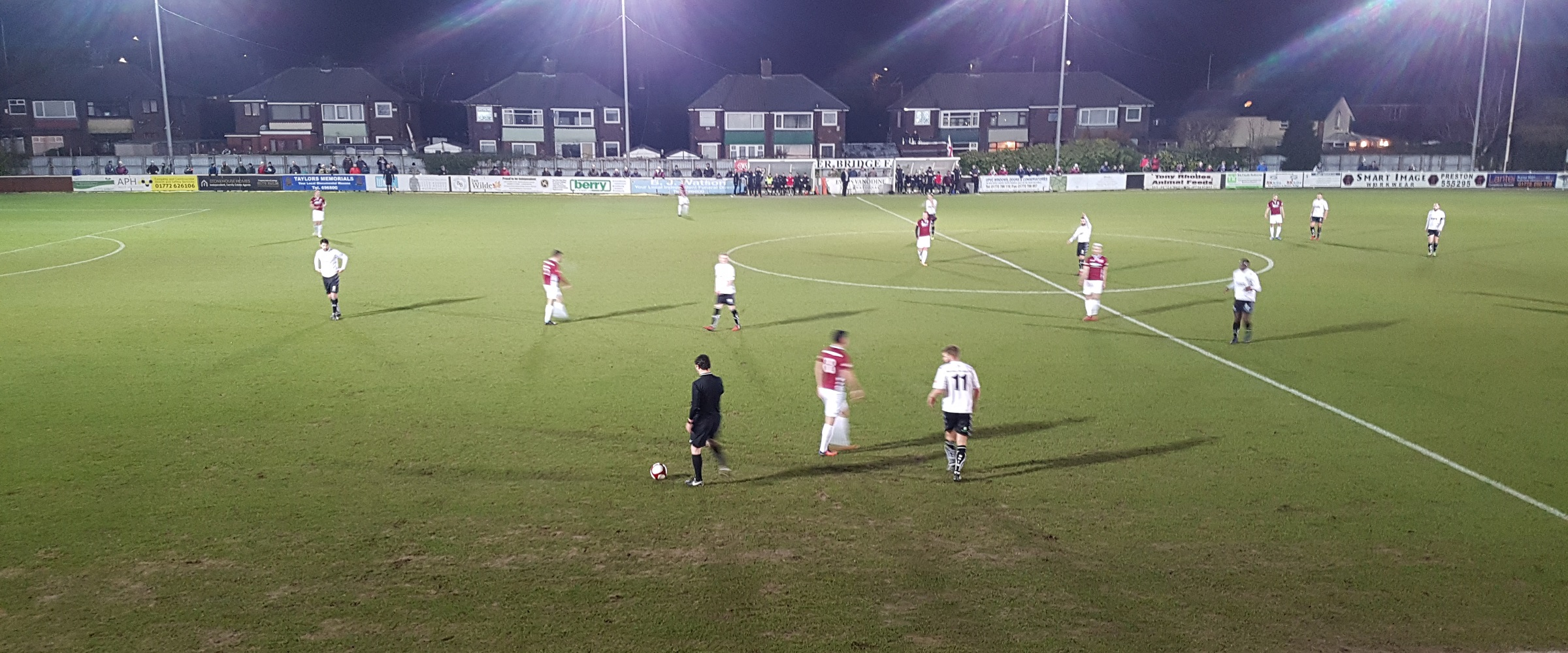 Bamber Bridge 3-2 South Shields: Mariners undone by late goal