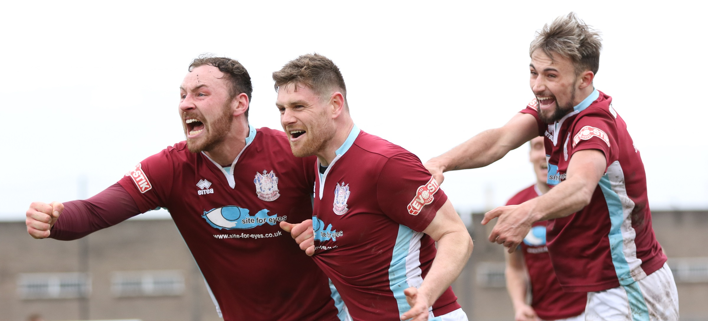 South Shields vs Prescot Cables