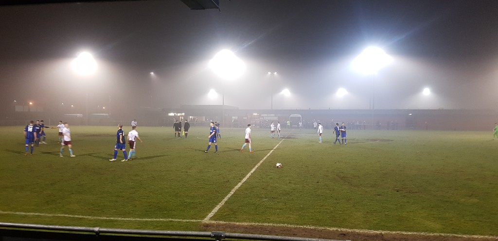 Cleethorpes Town Vs South Shields South Shields Fc