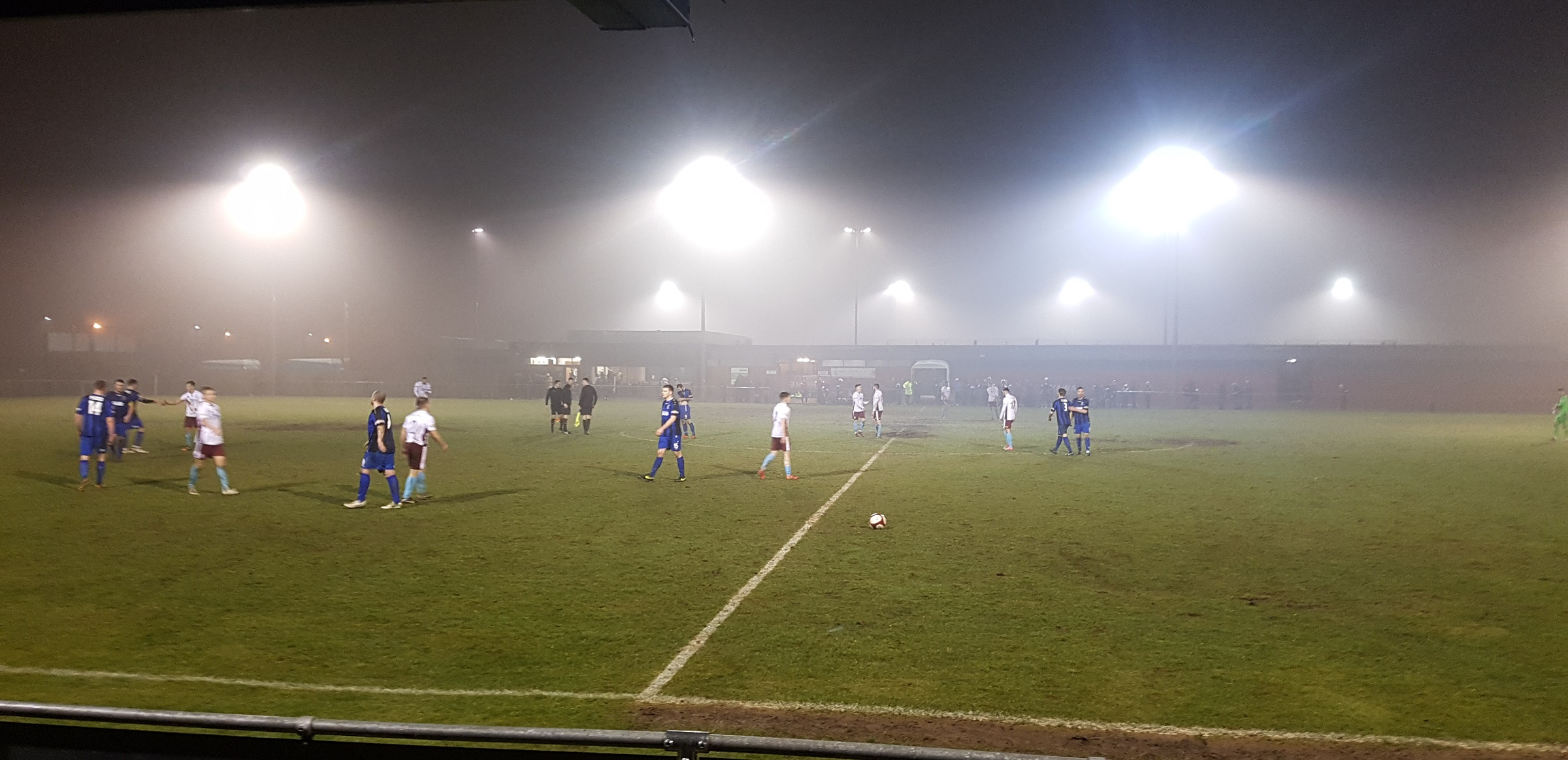 Cleethorpes Town 0-2 South Shields: Youthful Mariners into last eight