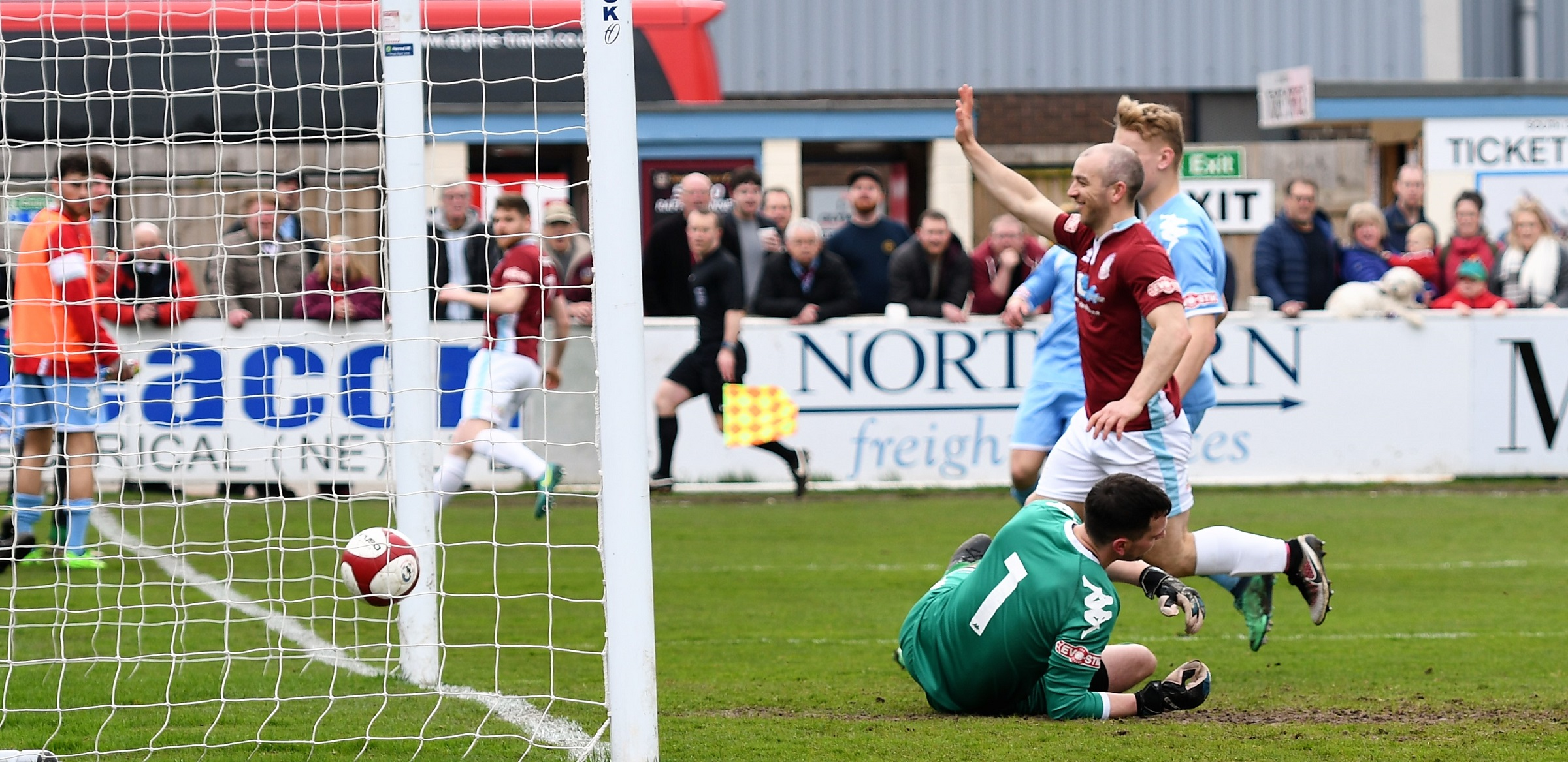 Match Preview: South Shields vs Glossop North End, Evo-Stik North