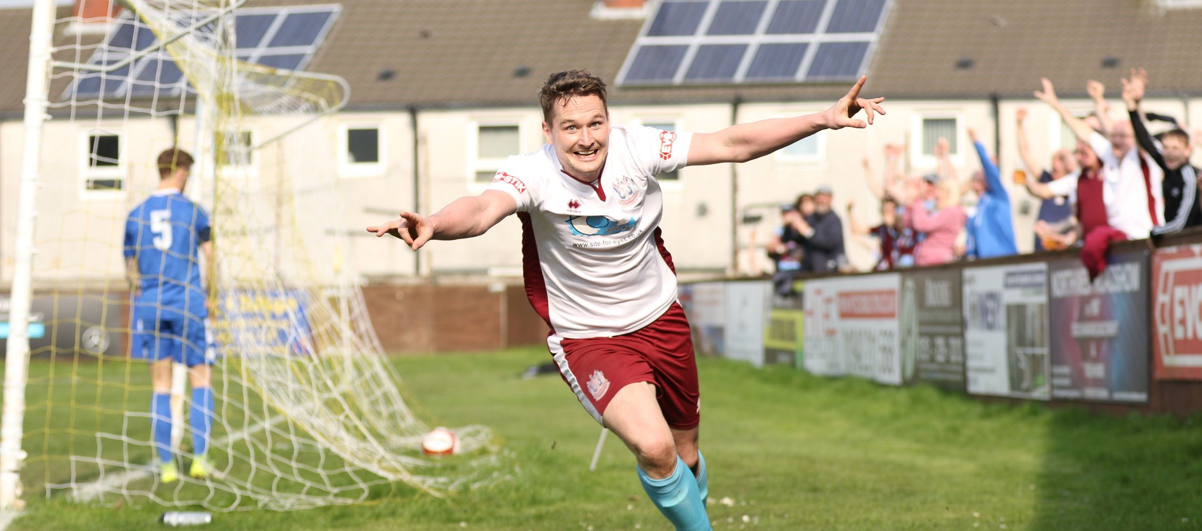 Skelmersdale United 0-1 South Shields: No title yet for Mariners