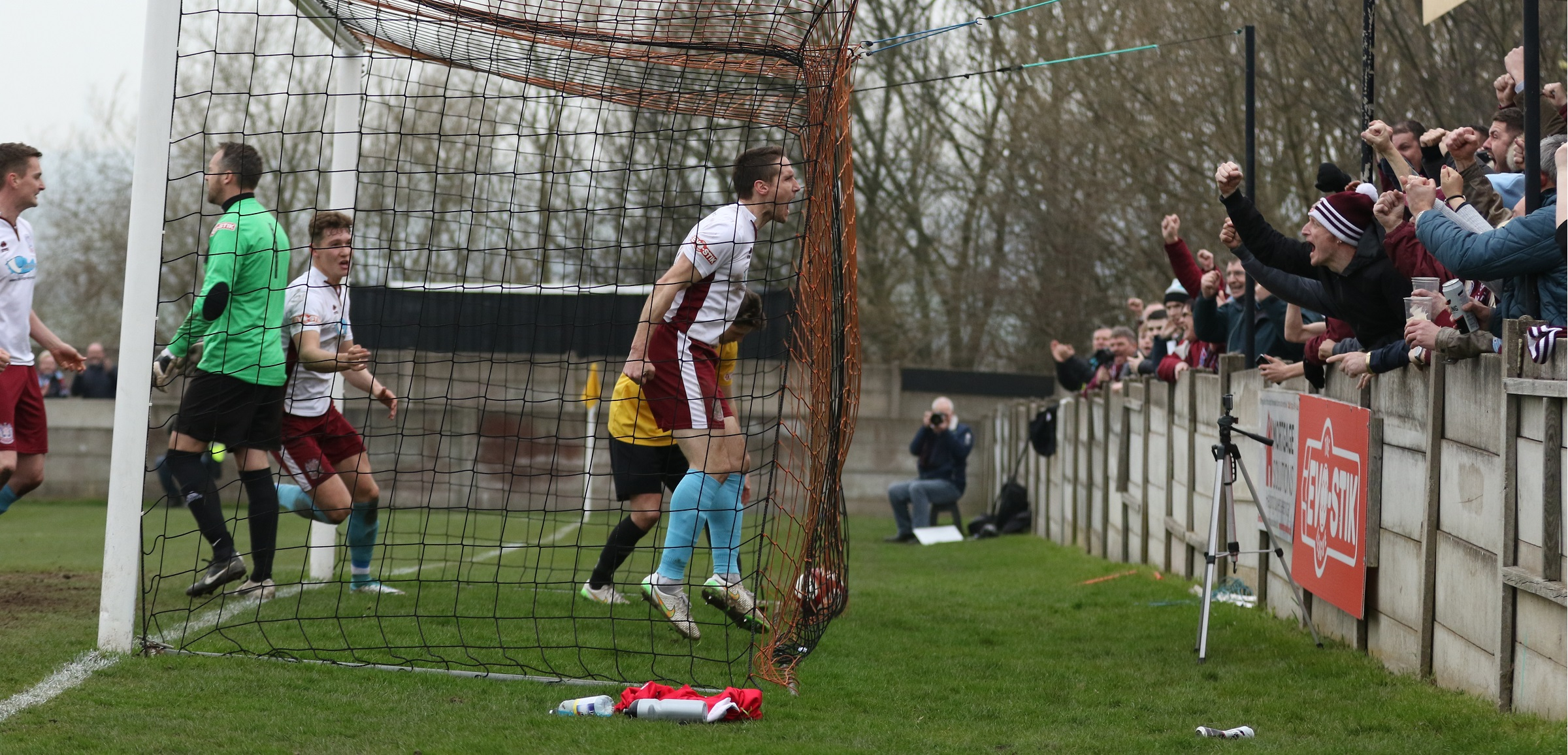 Ossett Albion 2-2 South Shields: Mariners come from two down