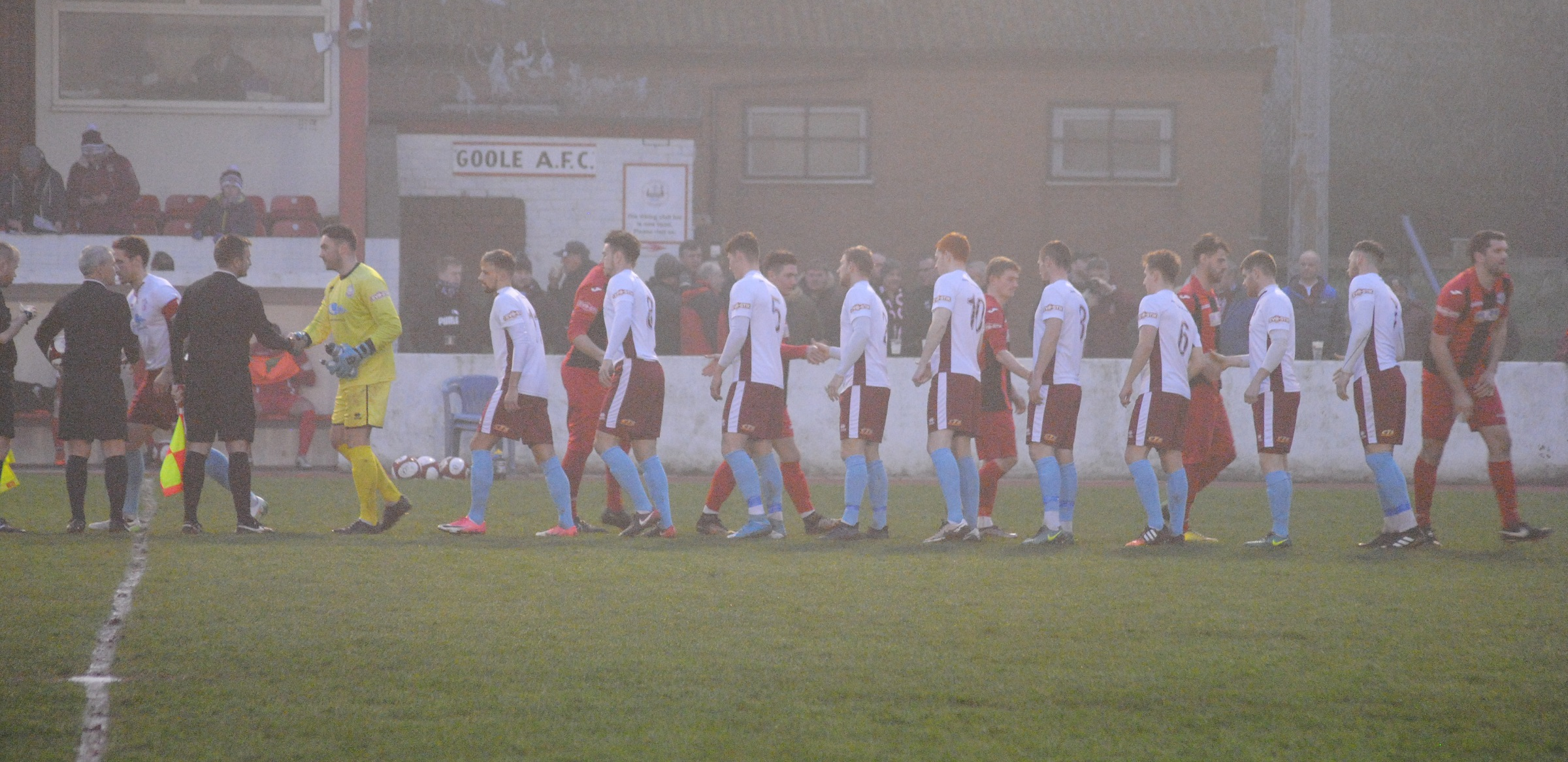 Goole AFC vs South Shields