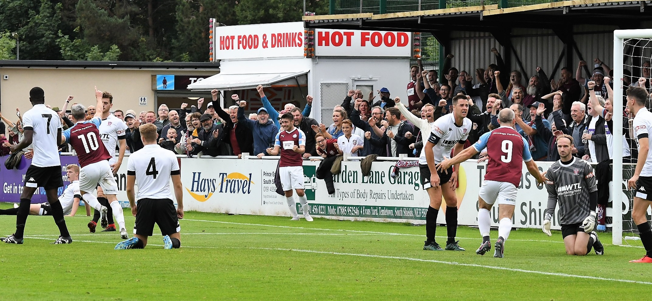 Match Preview: South Shields vs Lancaster City, Evo-Stik Premier Division