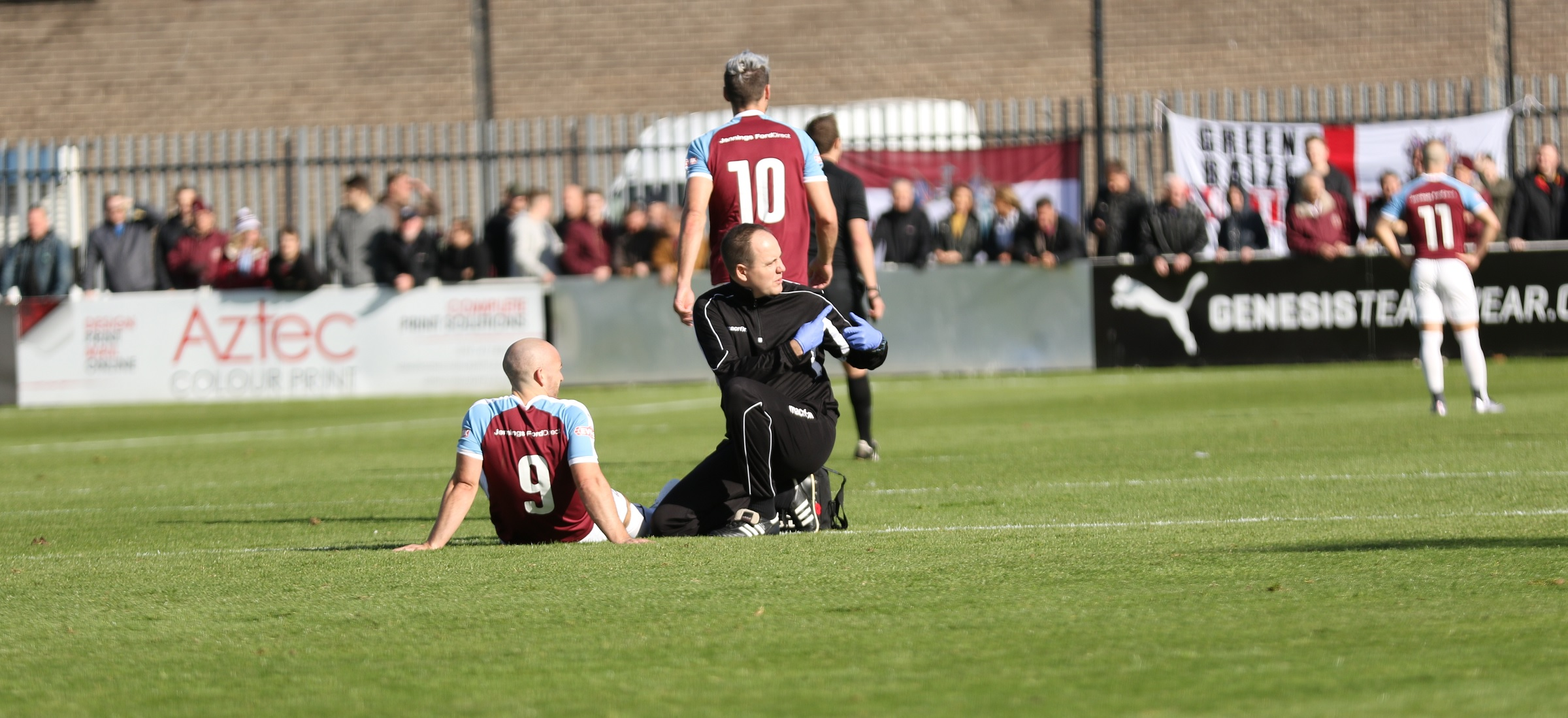 Treatment Table: An update on all the latest SSFC injury news