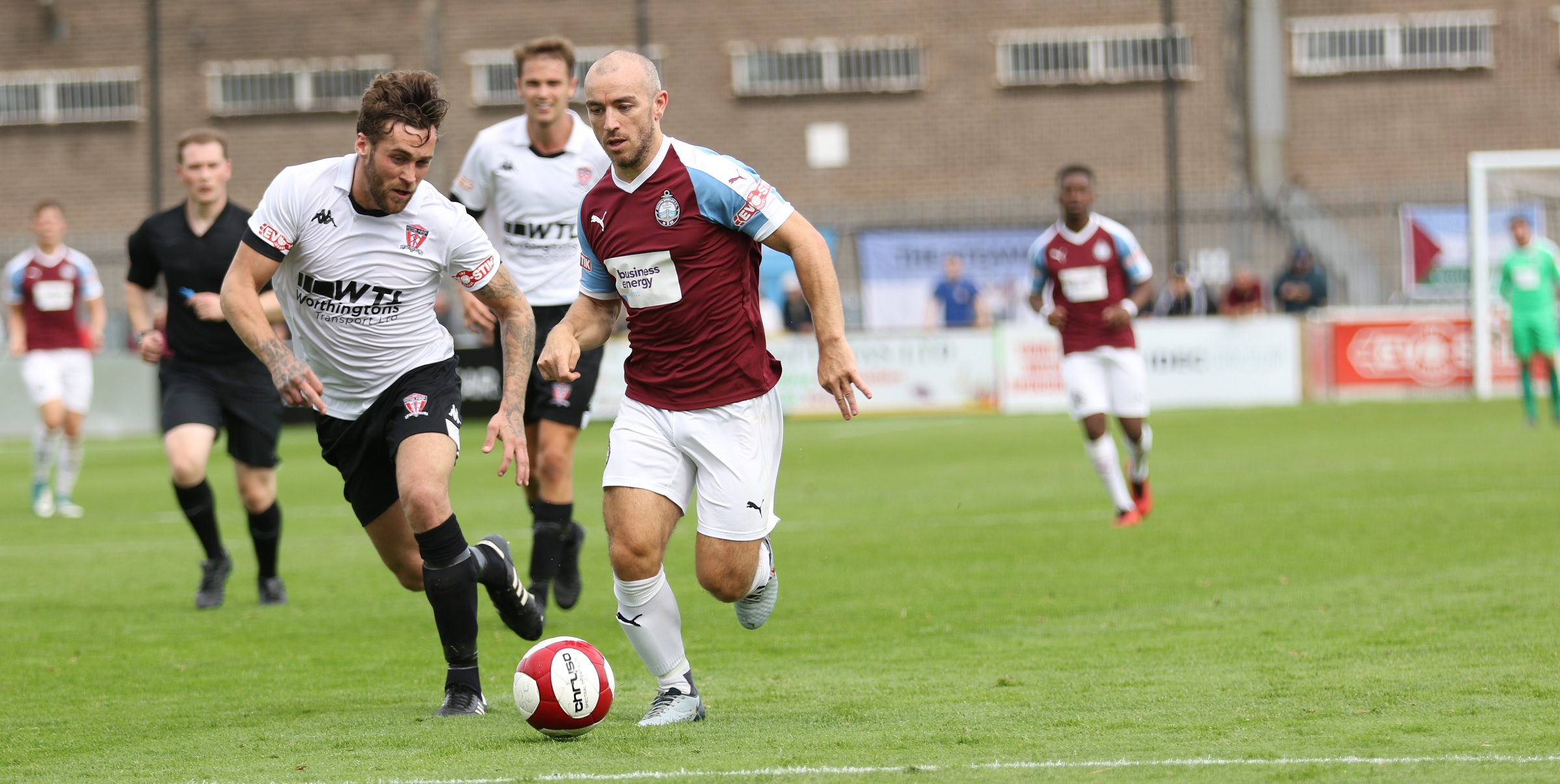 Stalybridge Celtic 0-1 South Shields: Cogdon's 50th secures victory