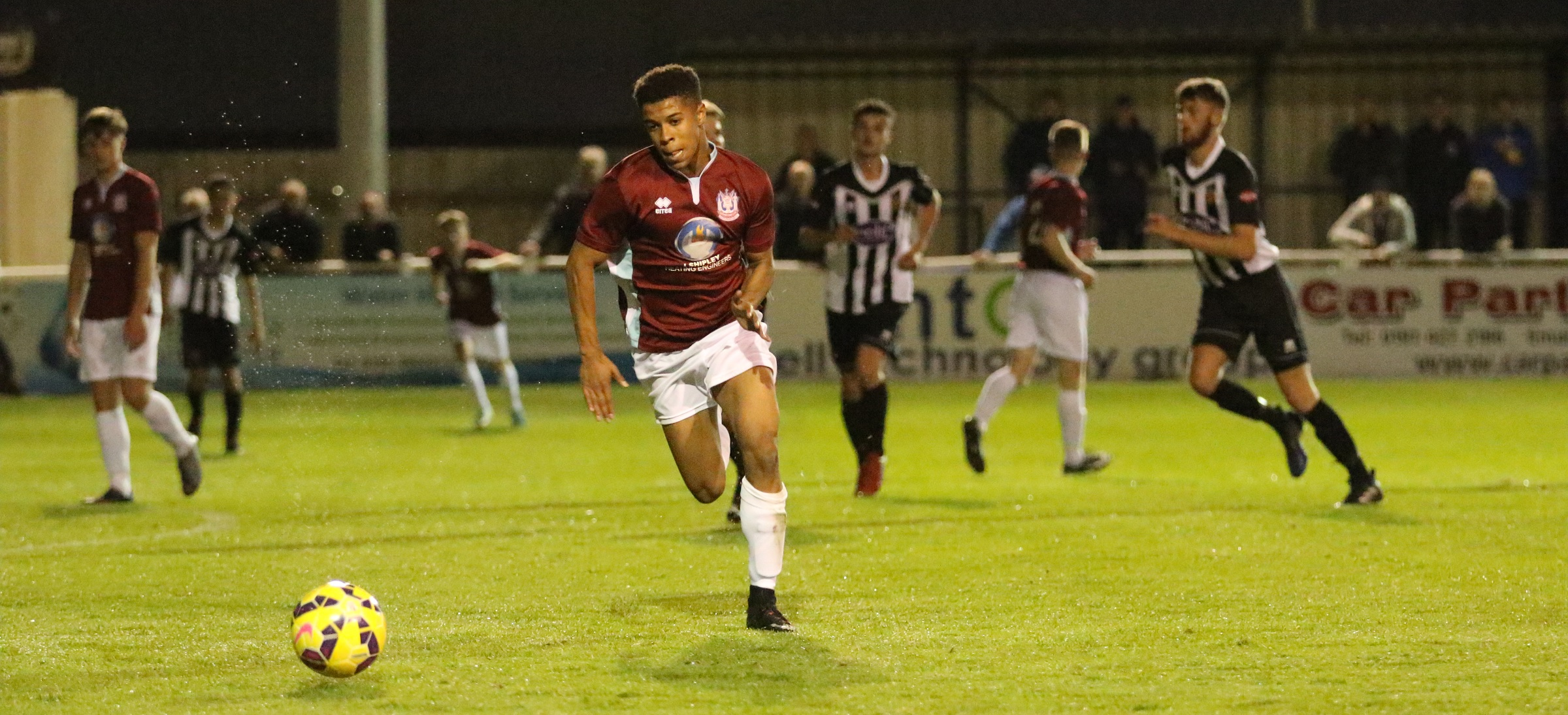 SSFC Academy get chance to shine in FA Youth Cup at Mariners Park