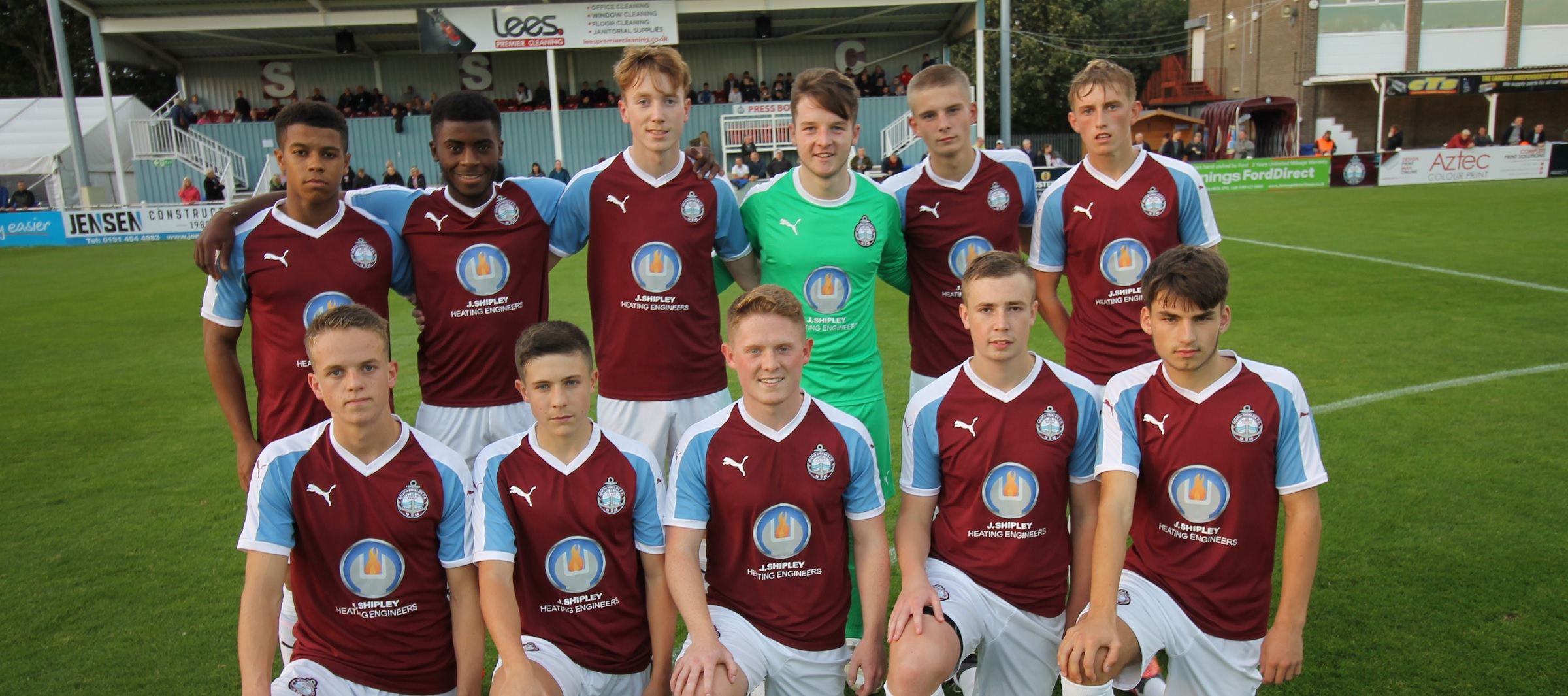 Young Mariners to meet Chorley in FA Youth Cup