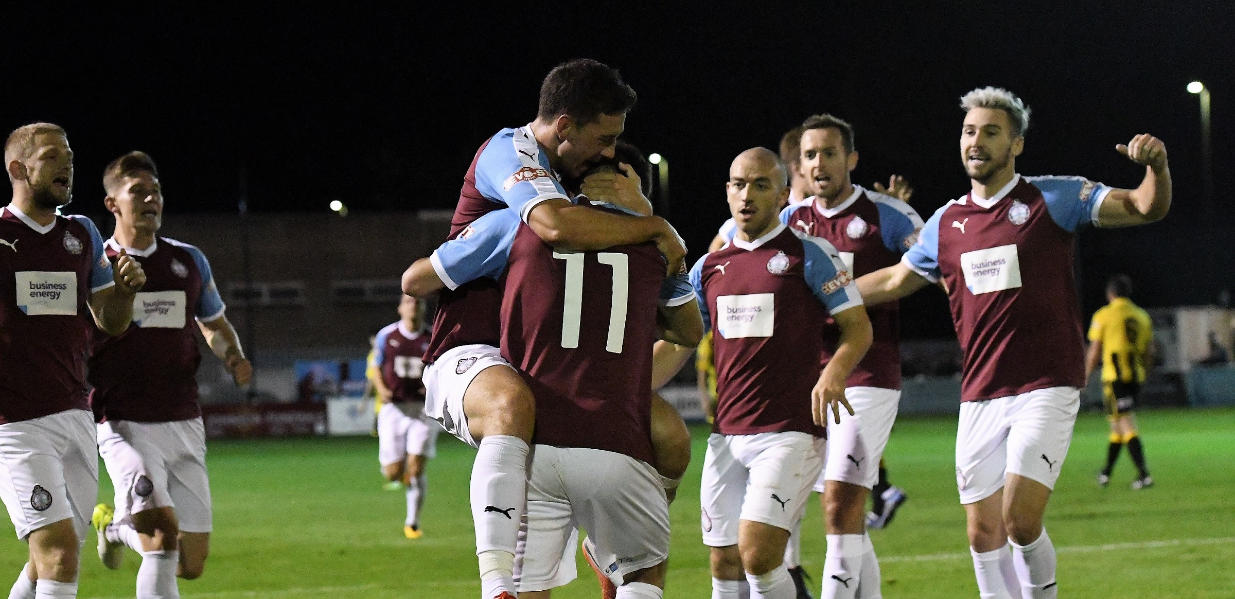 Ticket Information: South Shields vs Stockport County, Emirates FA Cup