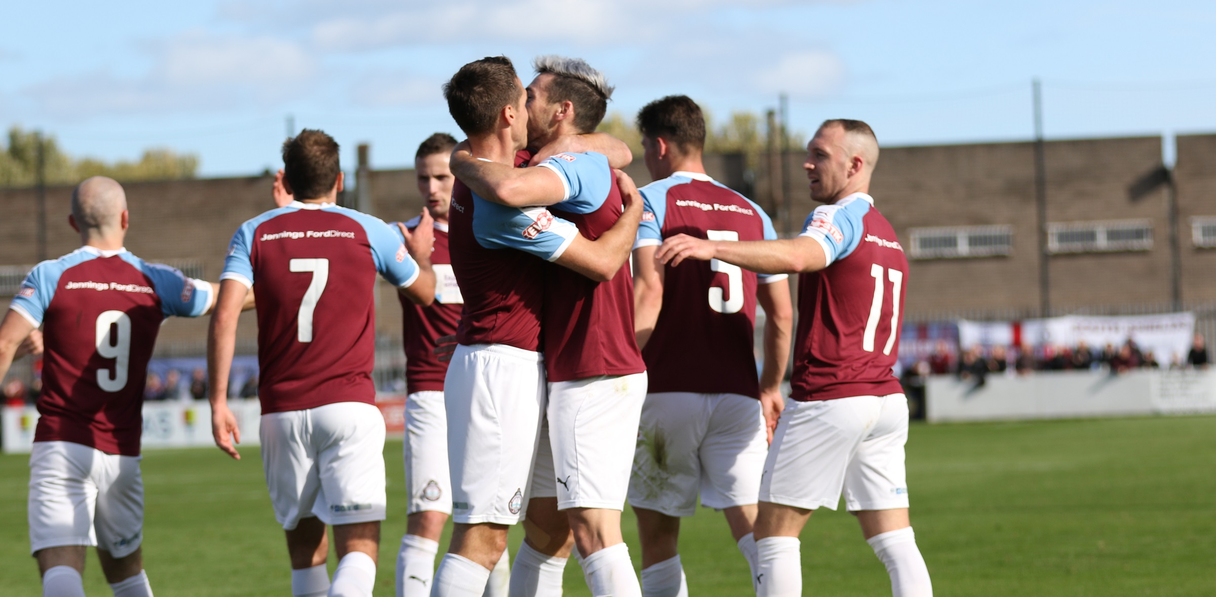 South Shields vs Stockport County