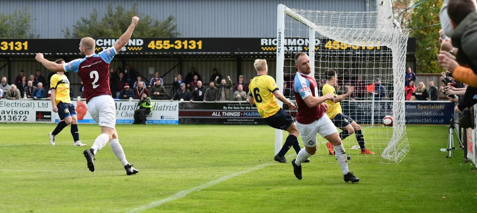 South Shields vs Gainsborough Trinity