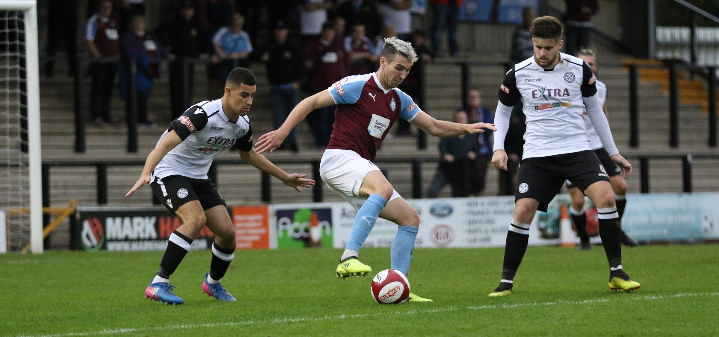 Hednesford Town vs South Shields