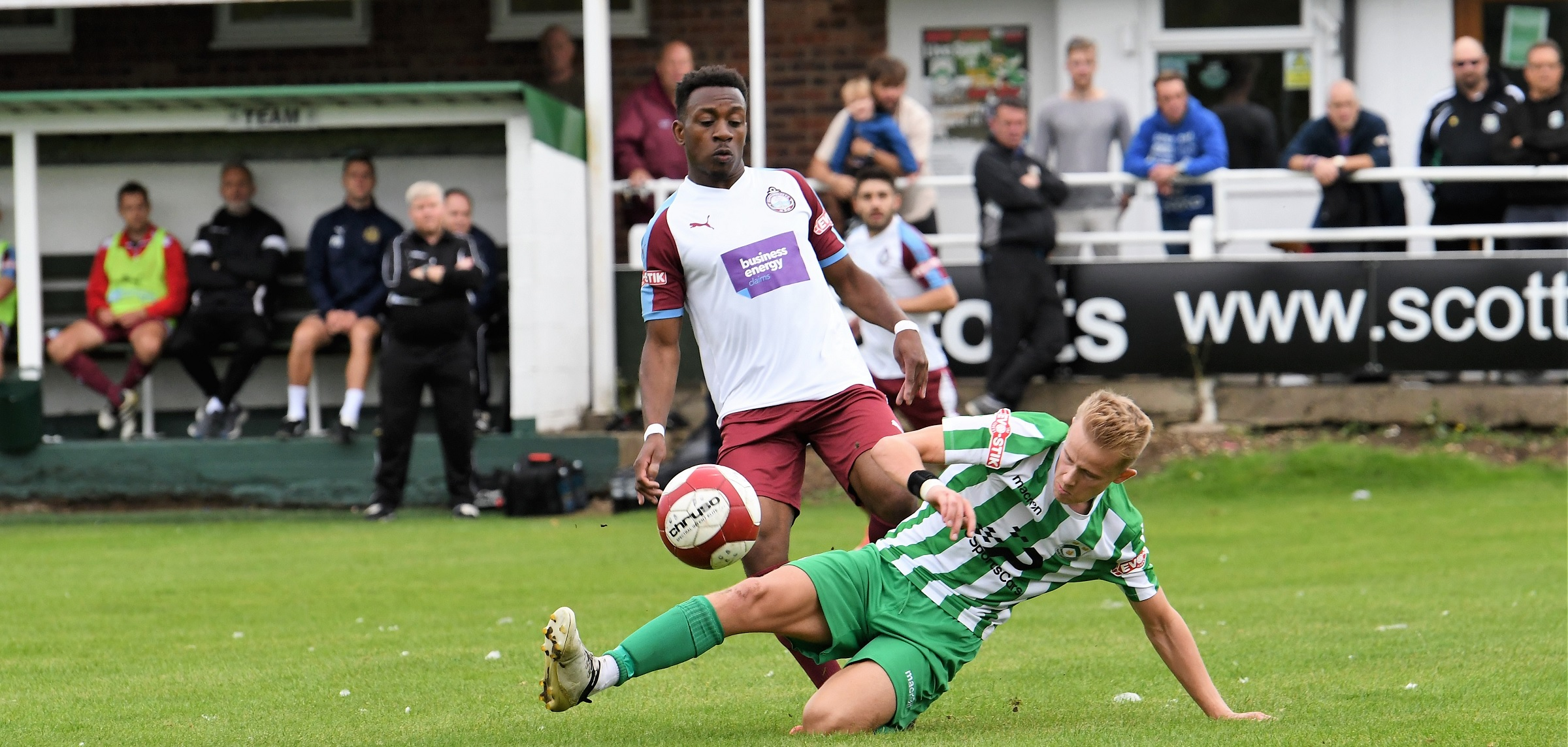 Mariners drawn at home to North Ferriby United in FA Trophy