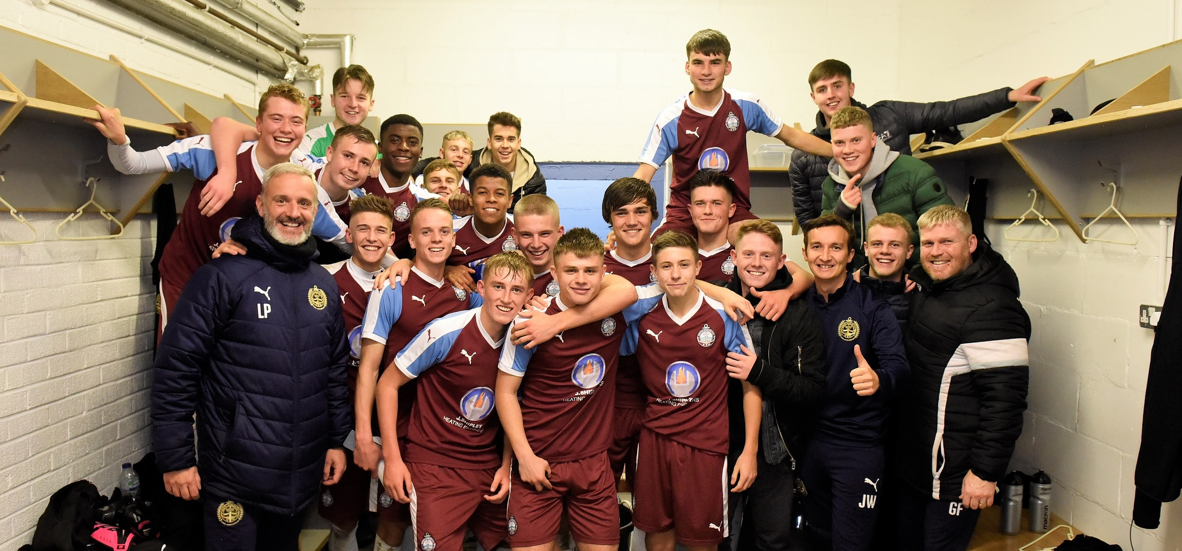 SSFC Academy pull off 'best win yet' to reach second national final