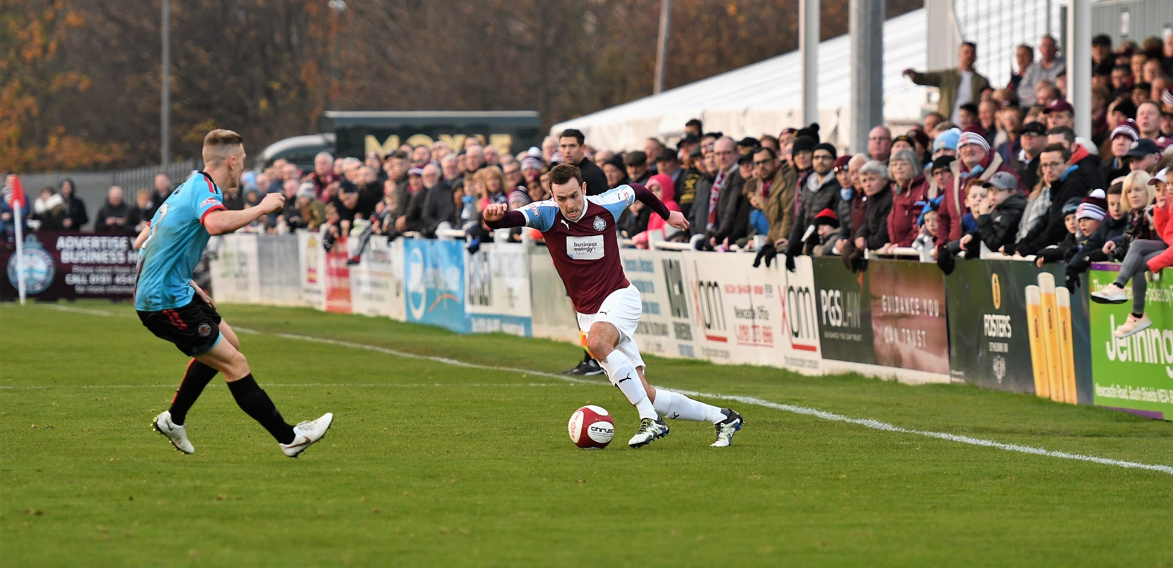 Match Preview: Stratford Town vs South Shields, Buildbase FA Trophy