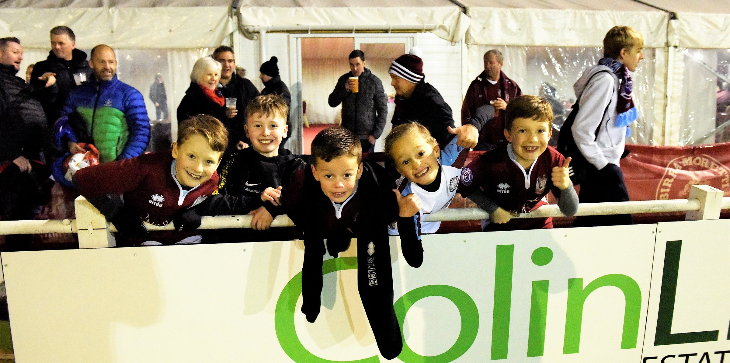 South Shields vs Workington: Join us for One Club Day at Mariners Park!