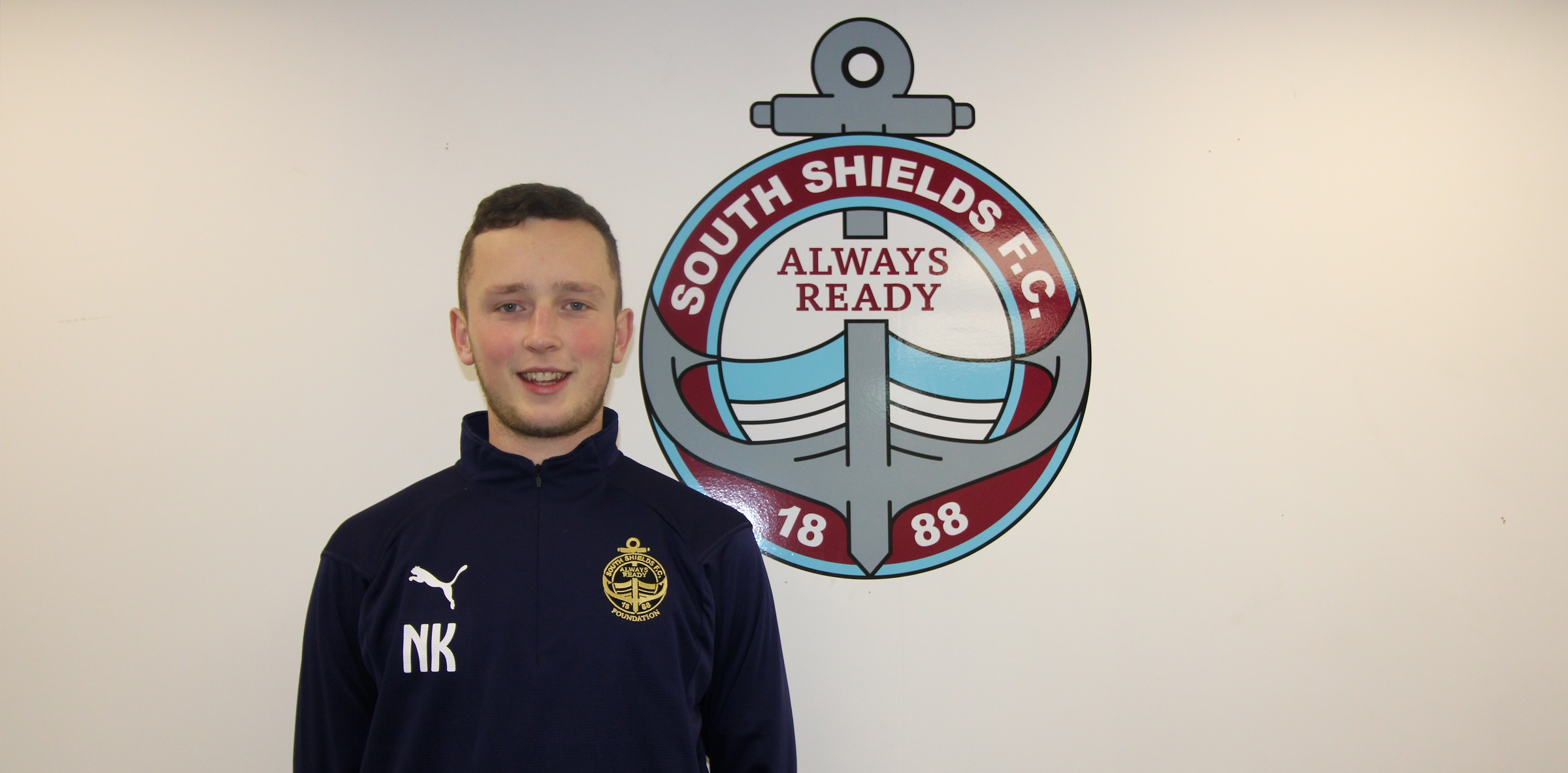 Right on Kew! Nathan becomes SSFC Foundation's second employee