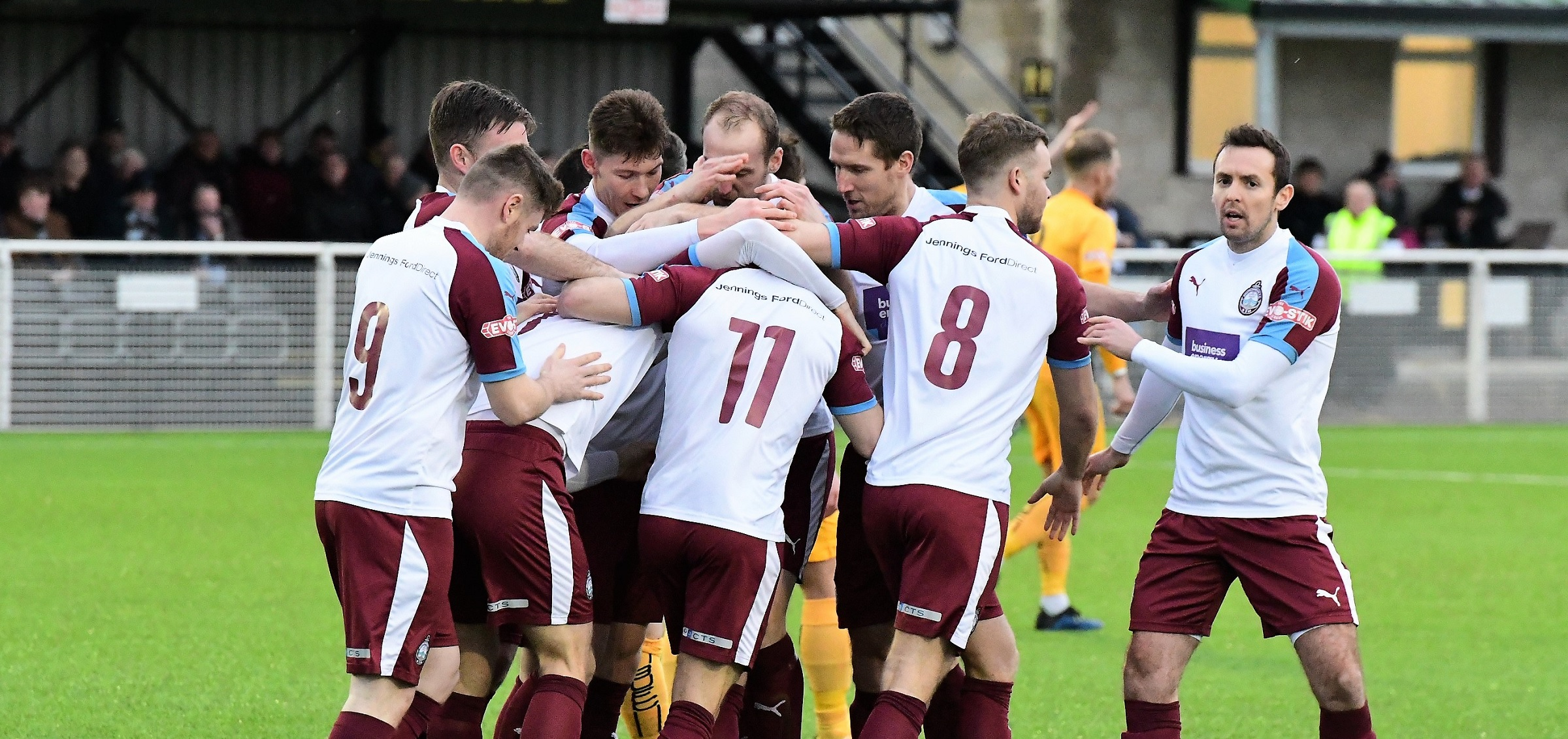 Match Preview: South Shields vs Stafford Rangers, Evo-Stik Premier Division