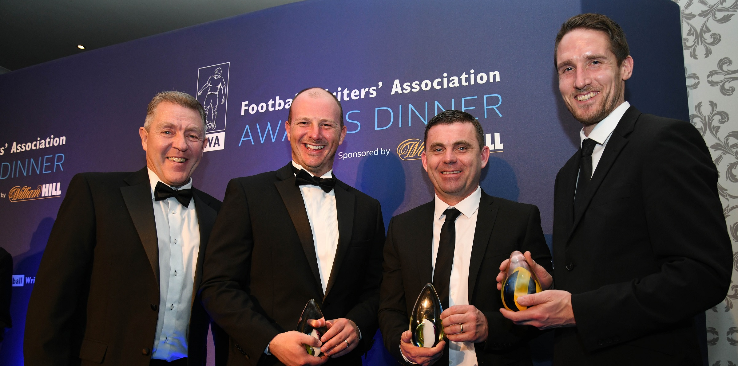 Club recognised at North East Football Writers' Association Awards
