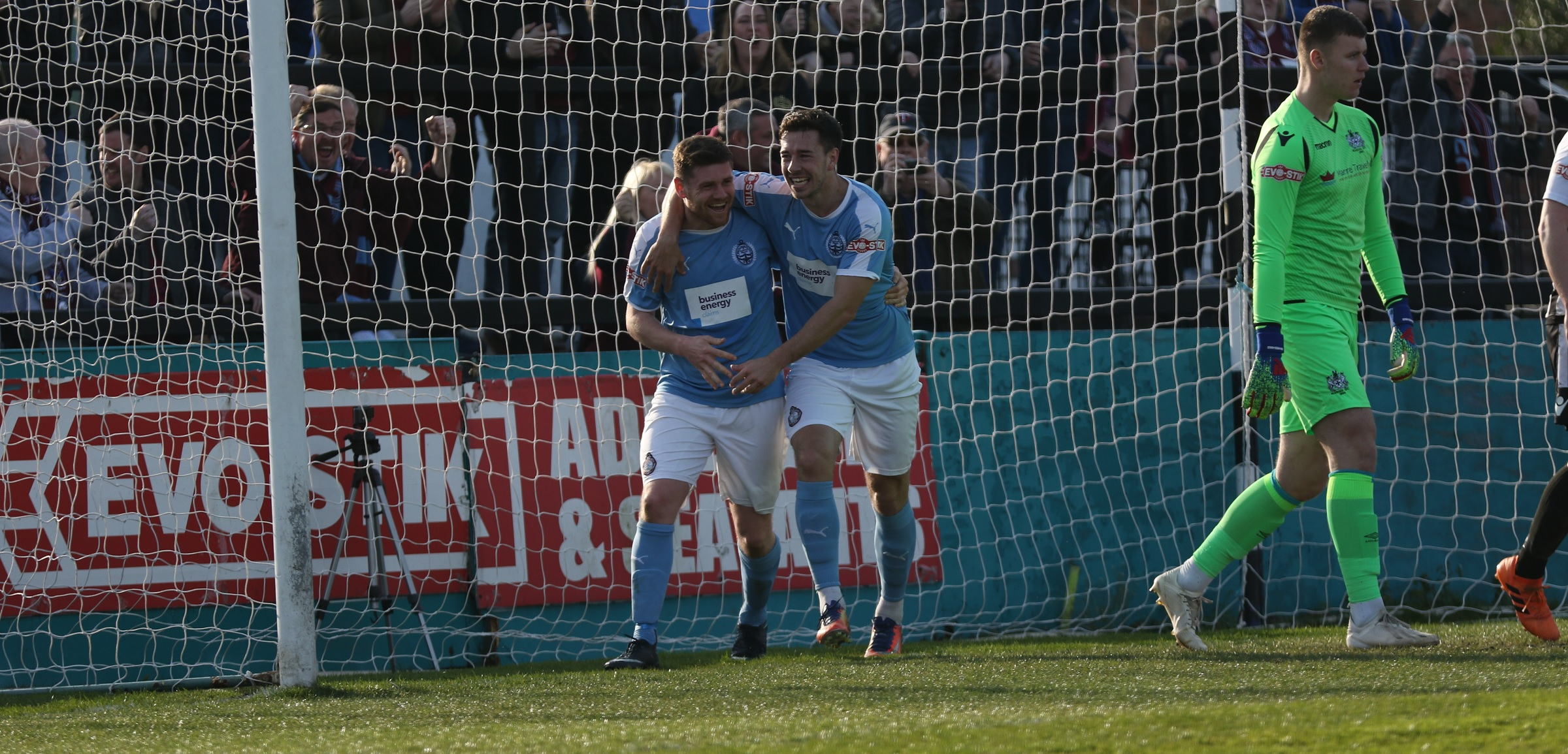 Marine 1-3 South Shields: Mariners victorious on Merseyside