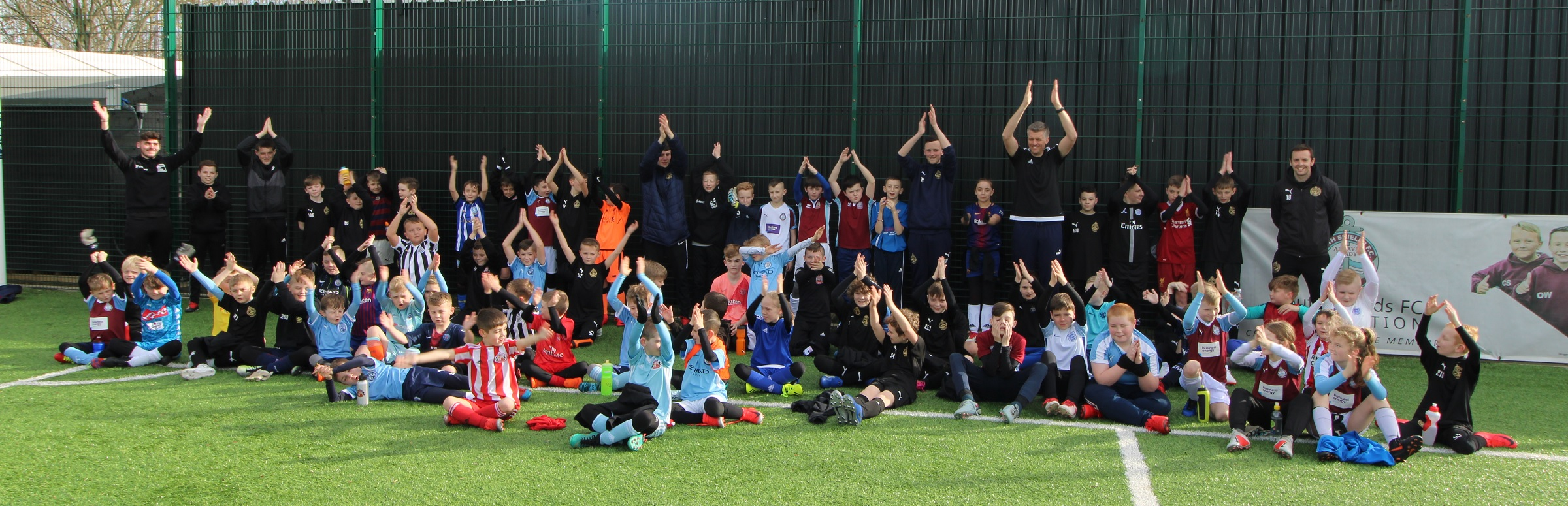 More opportunities for children to get involved with SSFC activity programmes