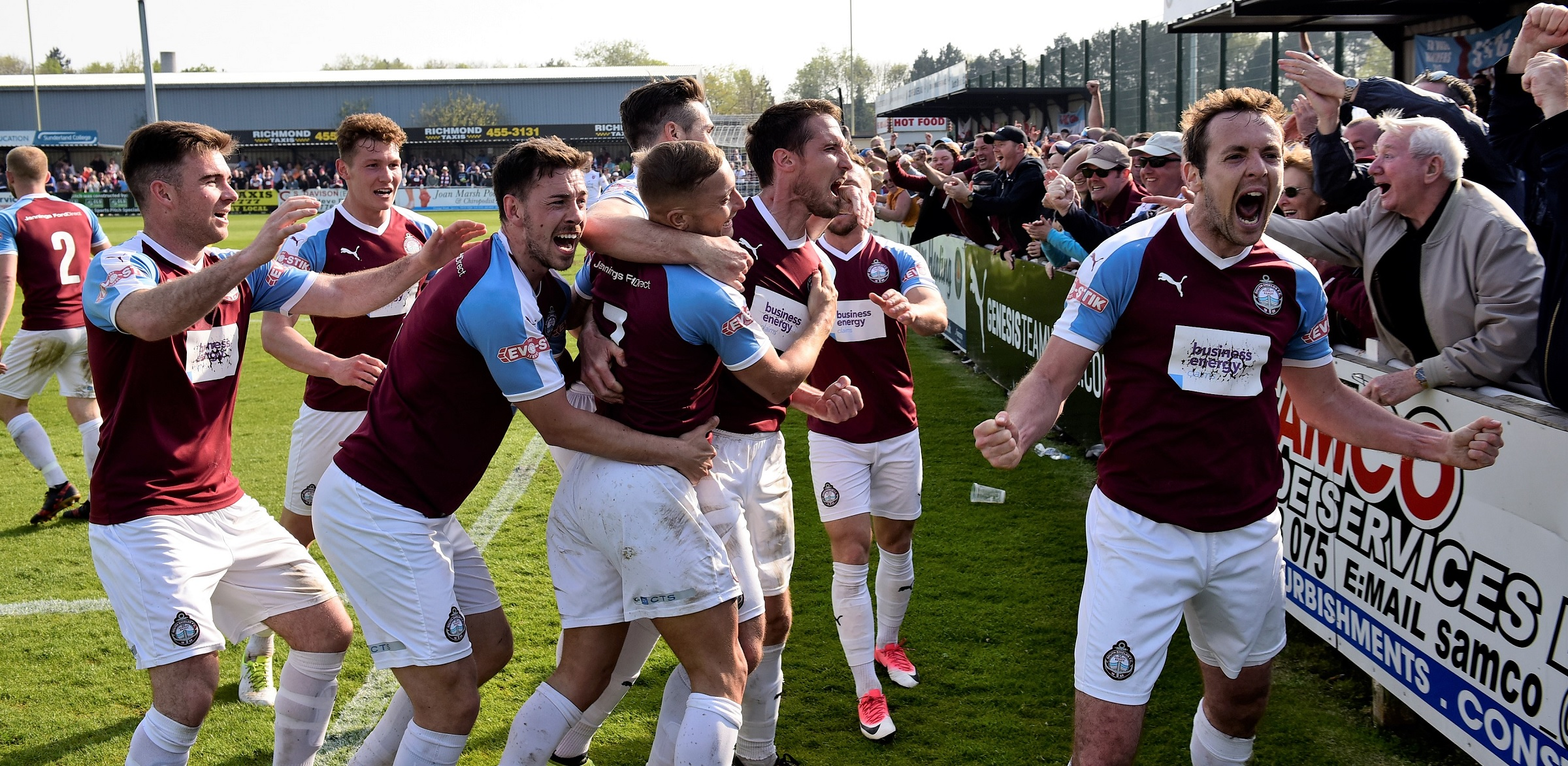 Match Preview: South Shields vs Buxton, Play-Off Semi-Final