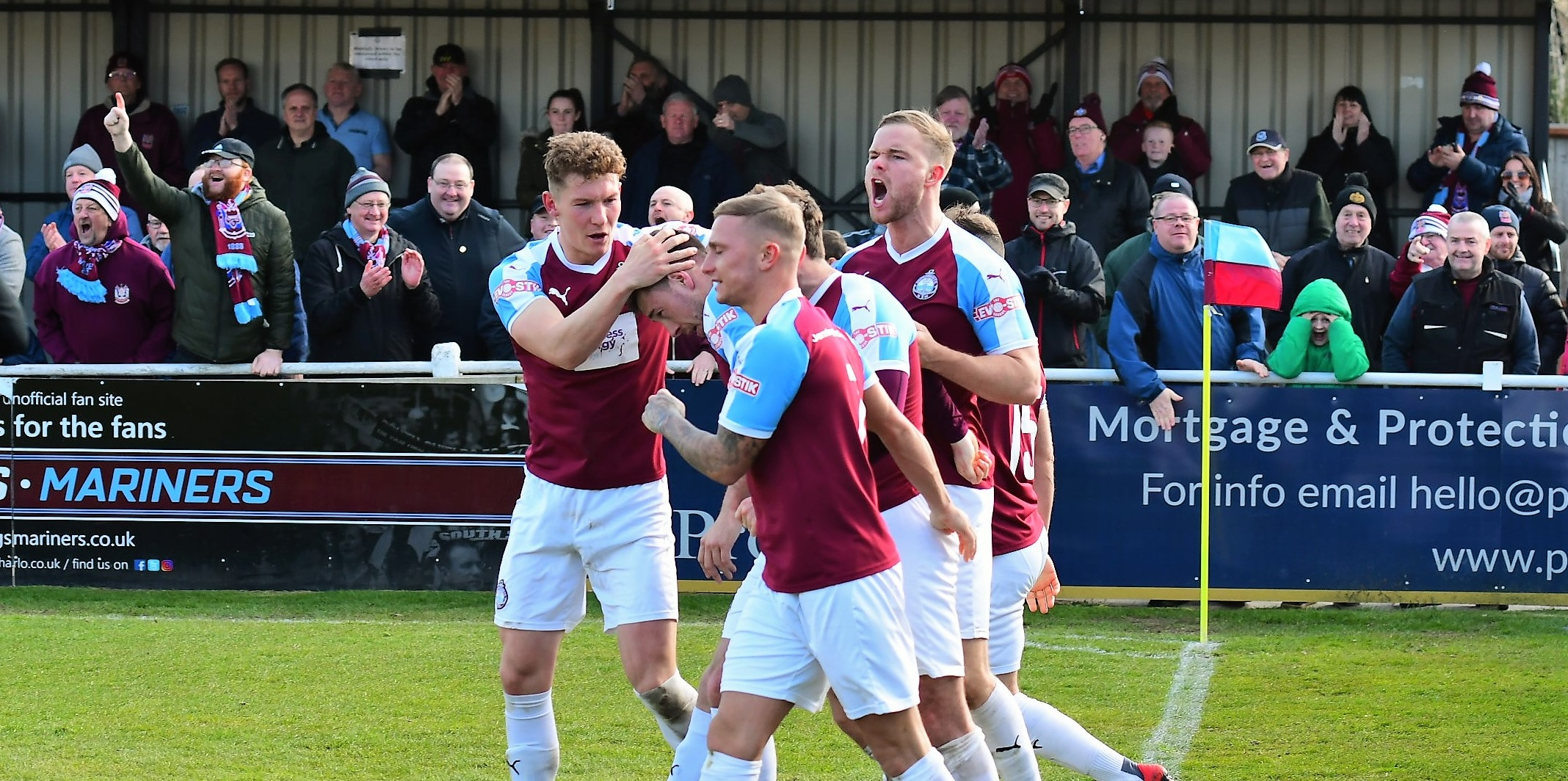 South Shields vs Basford United