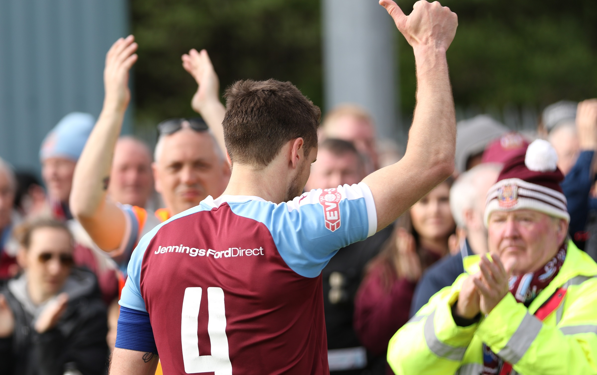 South Shields 1-2 Warrington Town: Mariners suffer play-off heartbreak