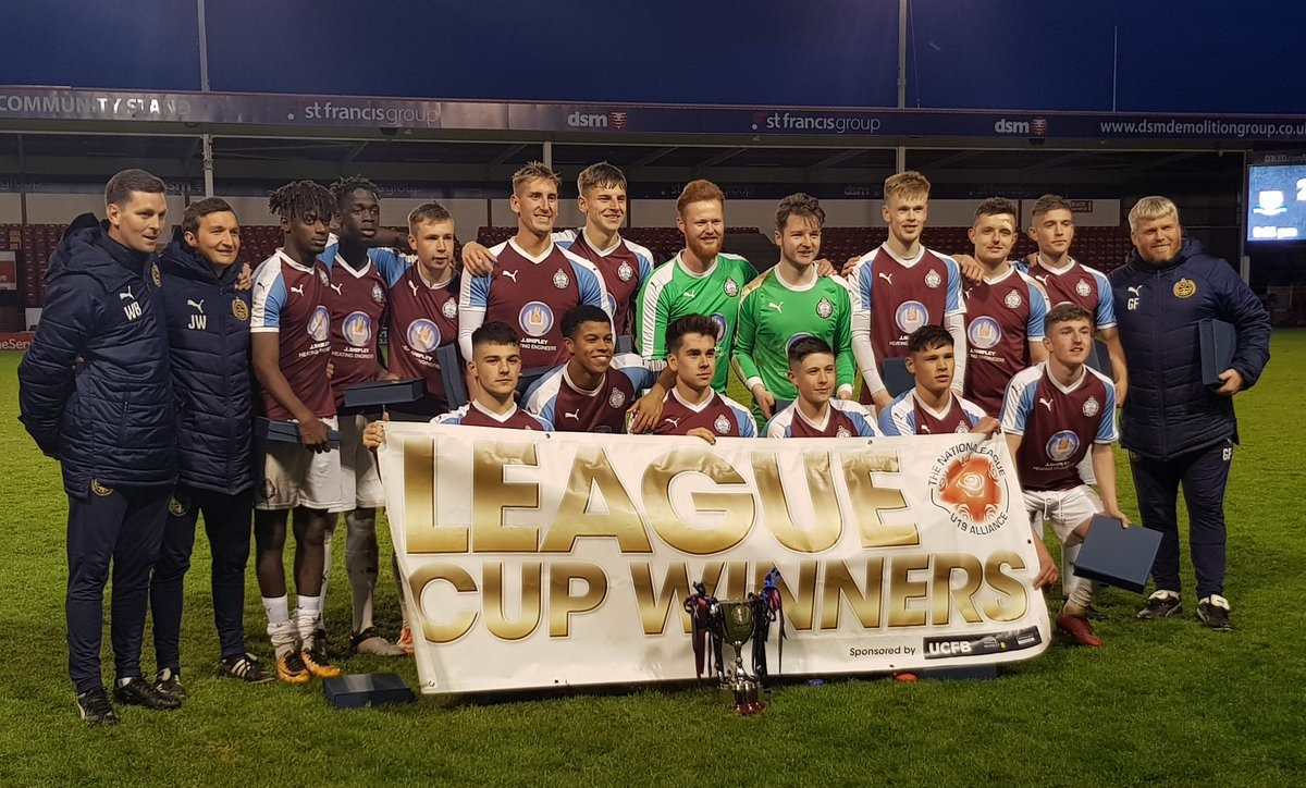 Academy lift first national title after tense penalty shootout win in Walsall