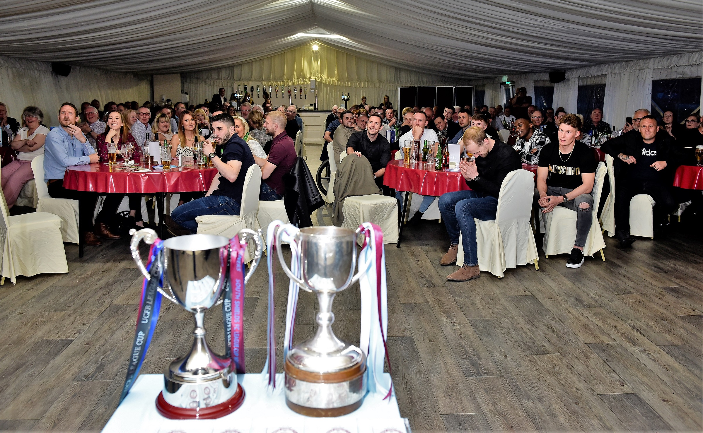 SSFC Awards: Five-star night for Briggs as prizes are handed out