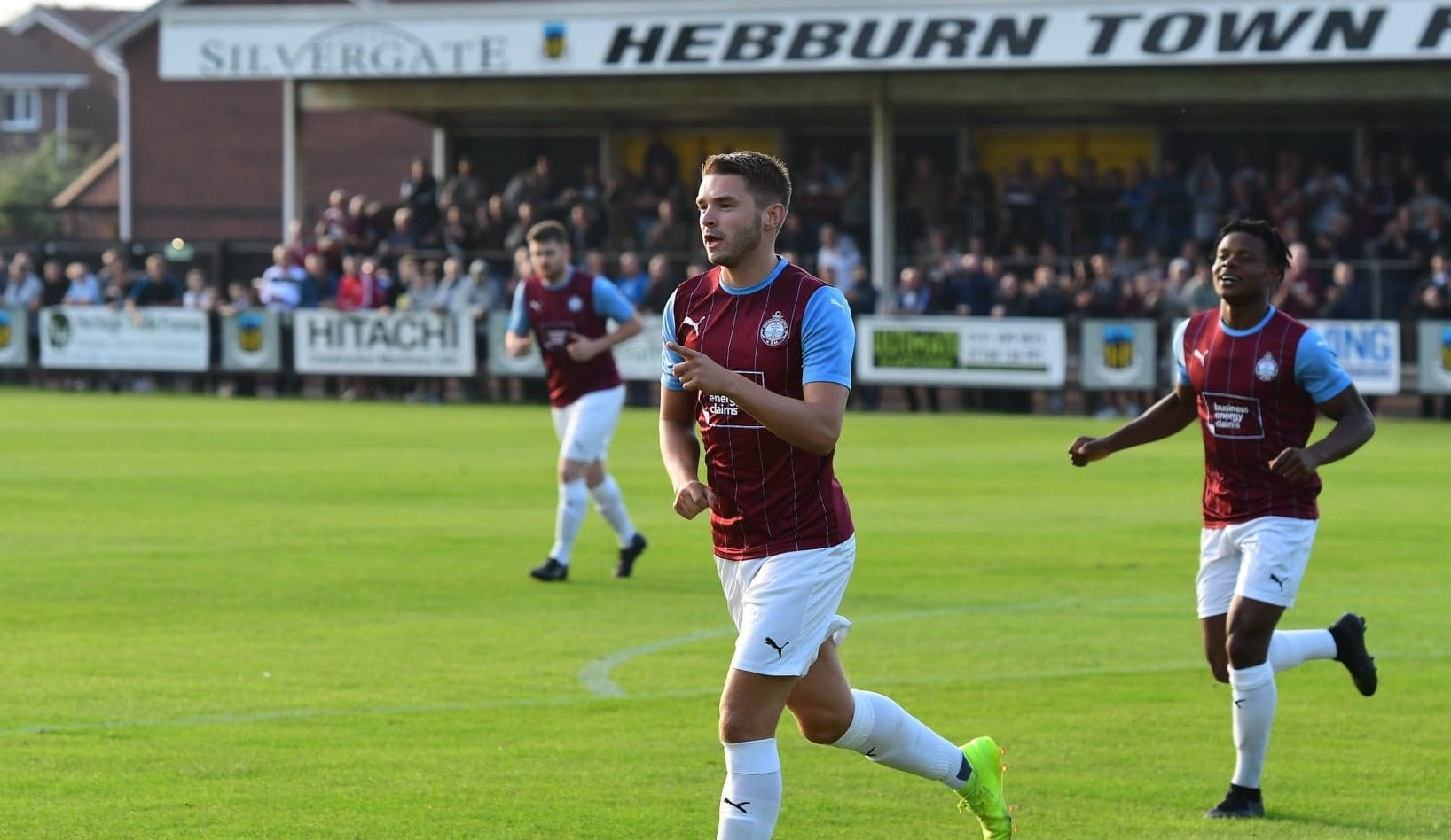 Hebburn Town 3-4 South Shields: Gilchrist at the double in pre-season win