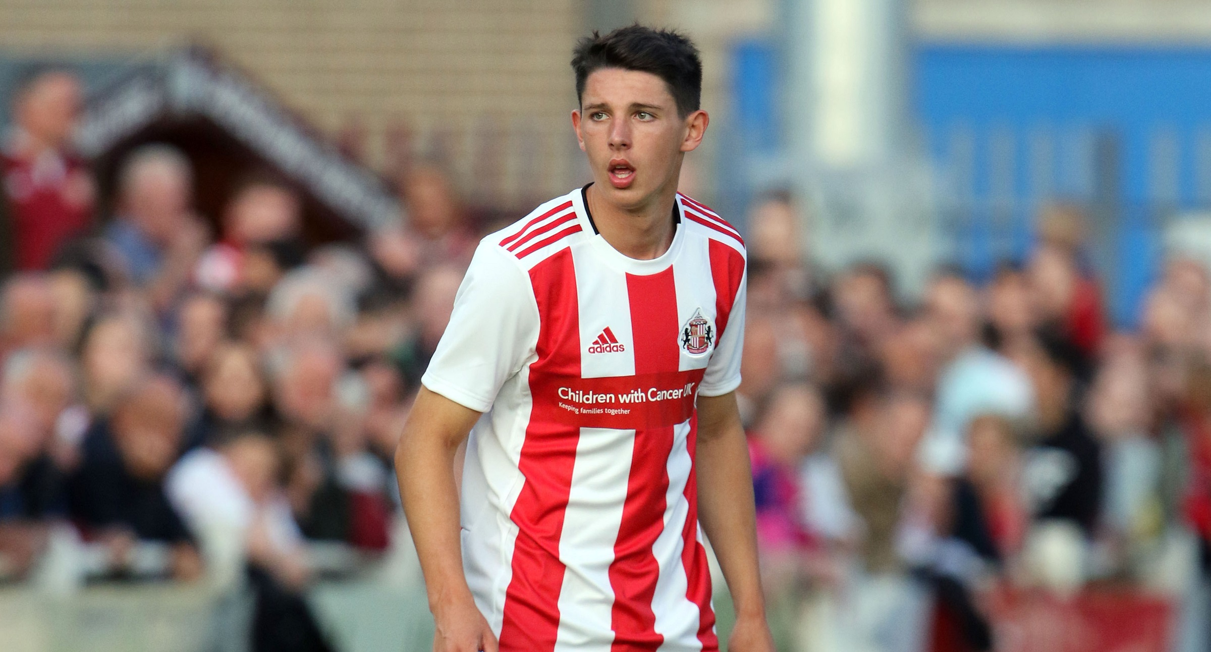 Jordan Hunter joins Shields on loan from Sunderland