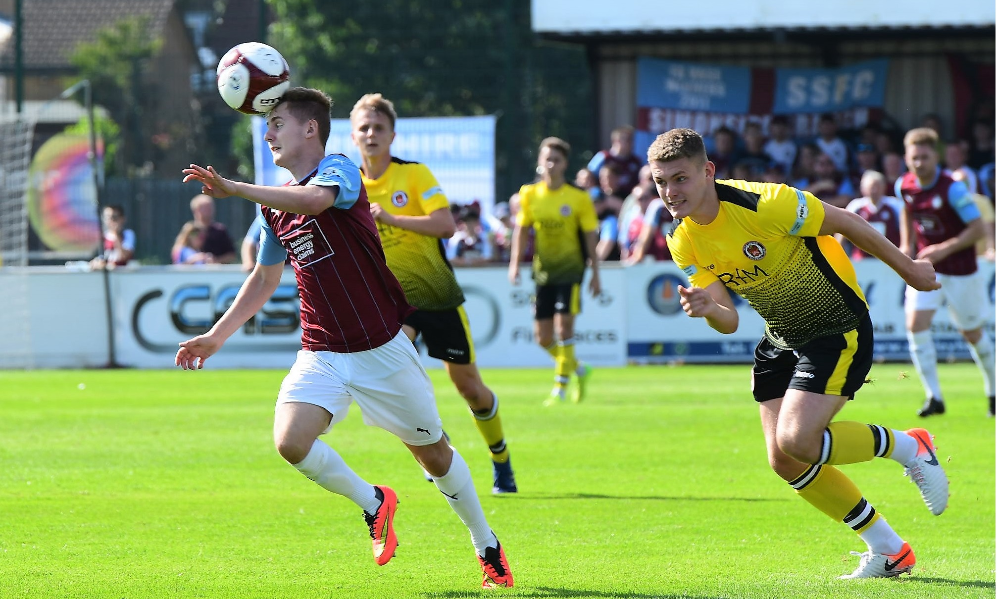 South Shields 0-1 Hyde United: Mariners undone by second half strike
