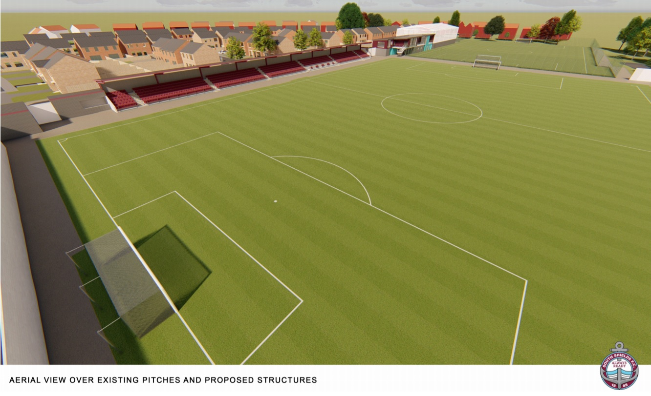 Club confirms plans for next stage of Mariners Park development