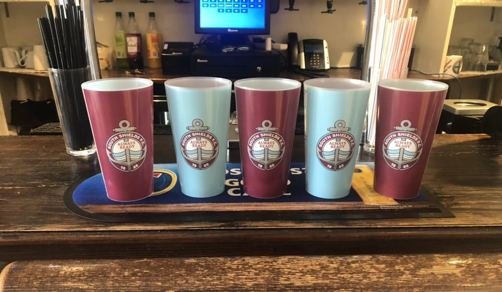 Mariners Park implements matchday reusable pint cup system