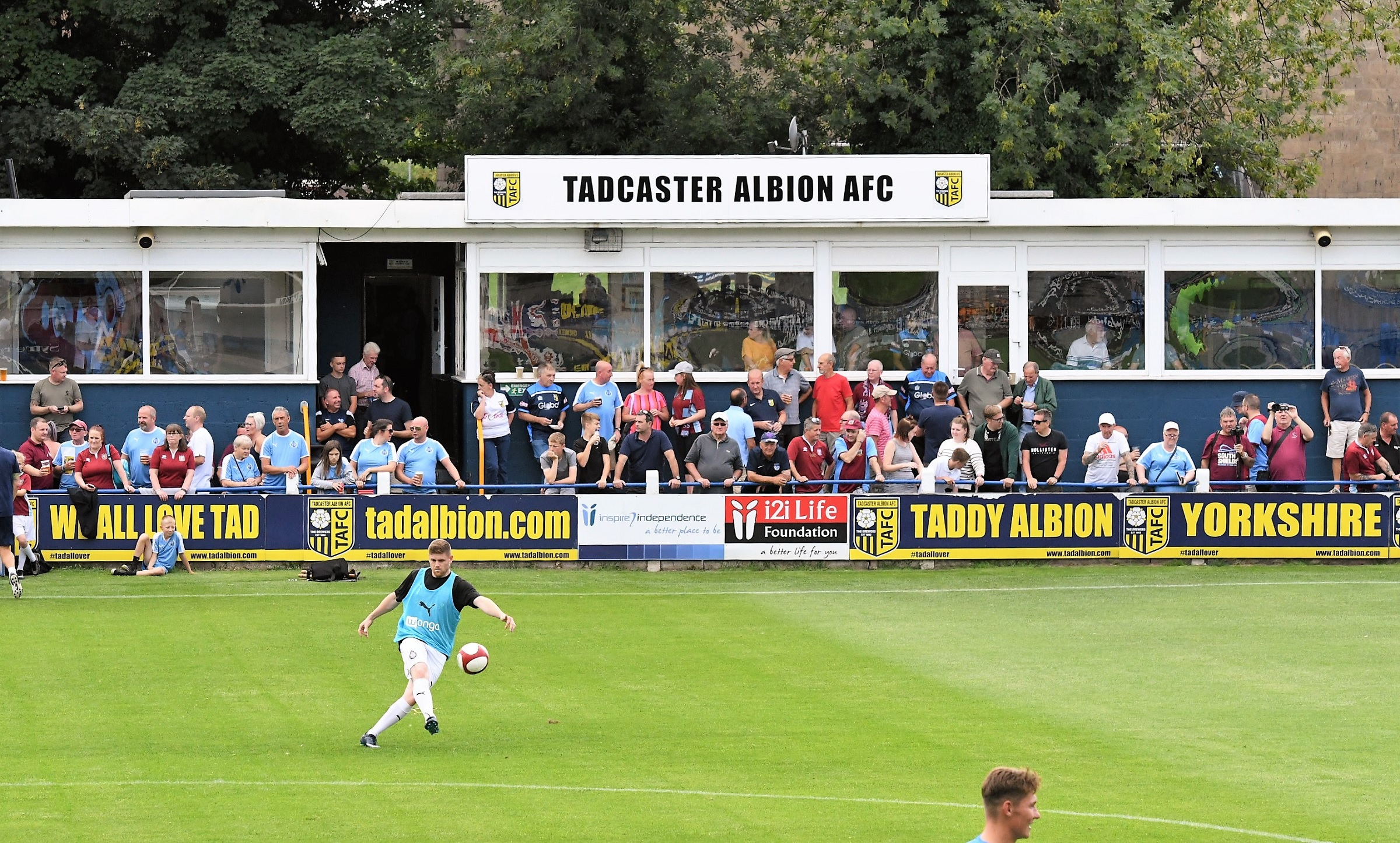 Mariners to travel to Tadcaster Albion in Integro Cup