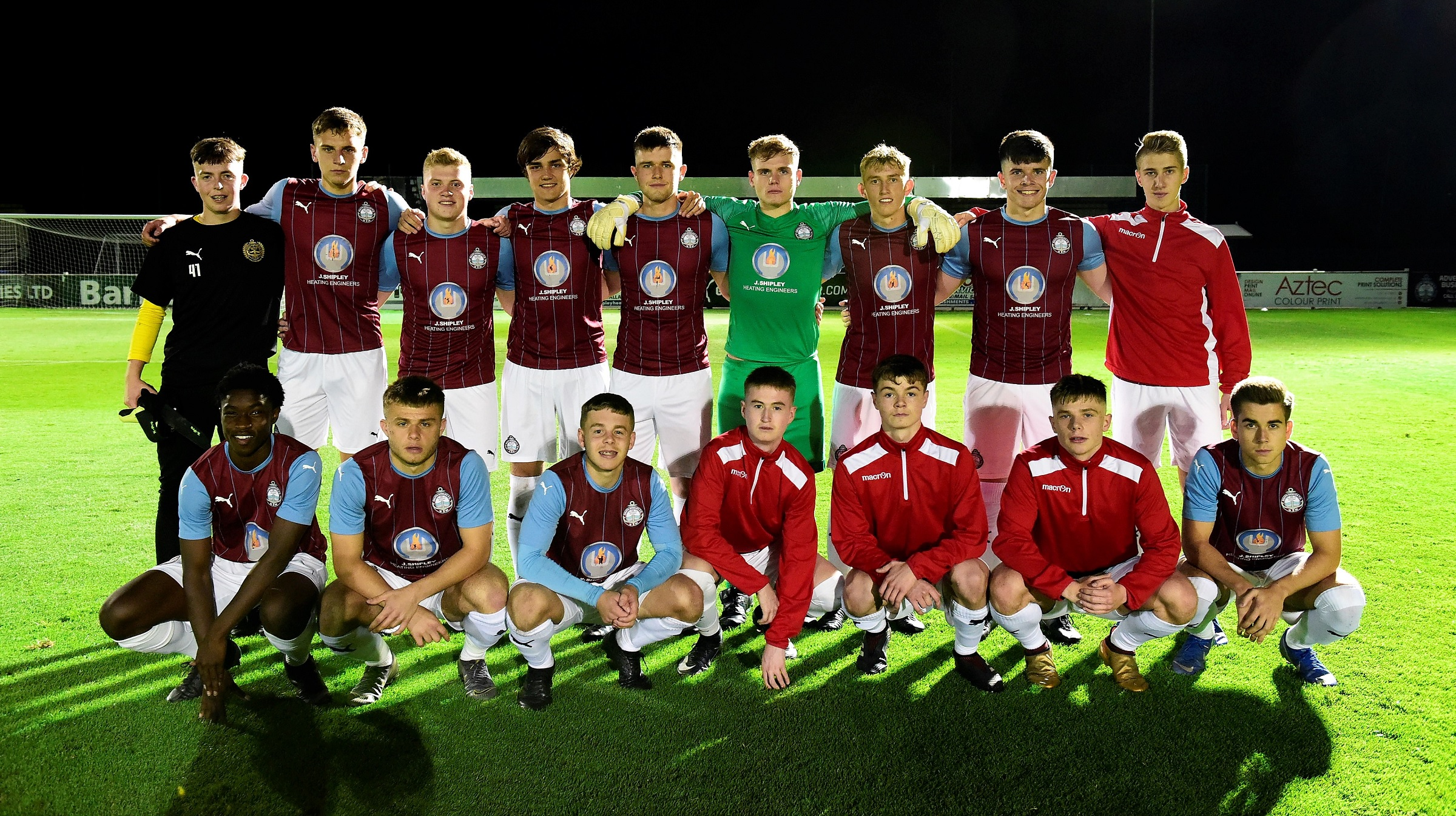 Date set for FA Youth Cup tie with Harrogate Town