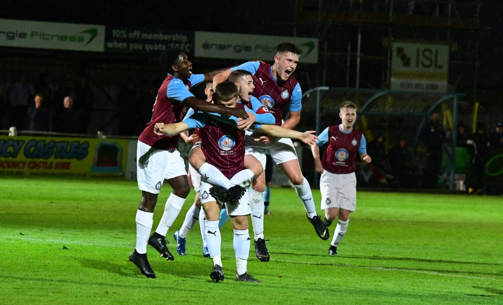 Young Mariners progress in Youth Cup with impressive derby win