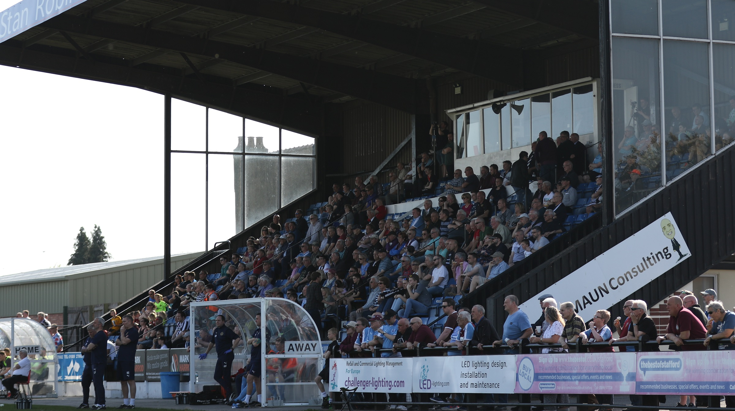 Match Preview: Stafford Rangers vs South Shields, BetVictor Northern Premier Division