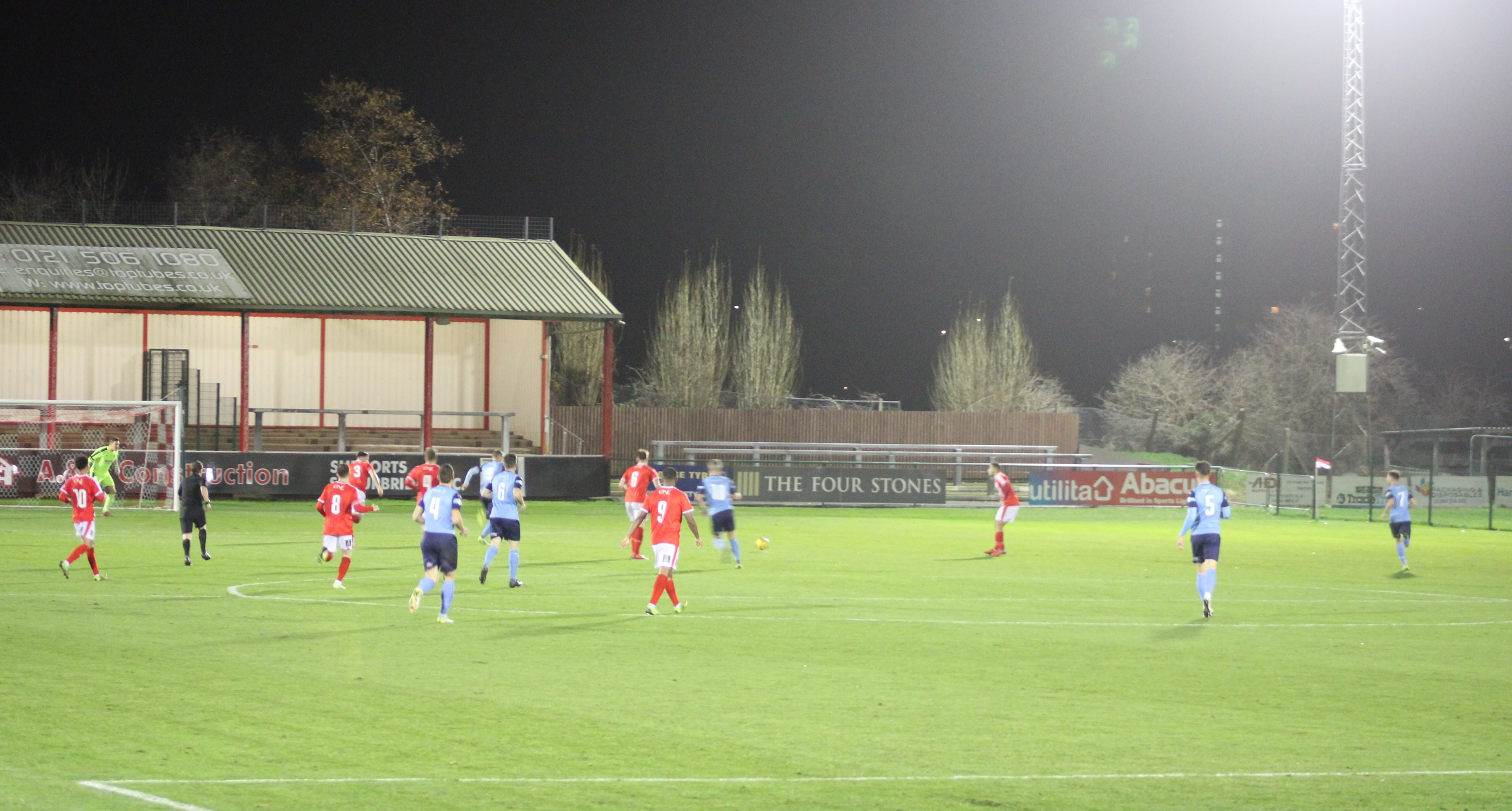 Stourbridge 1-1 South Shields: Mariners frustrated by late equaliser