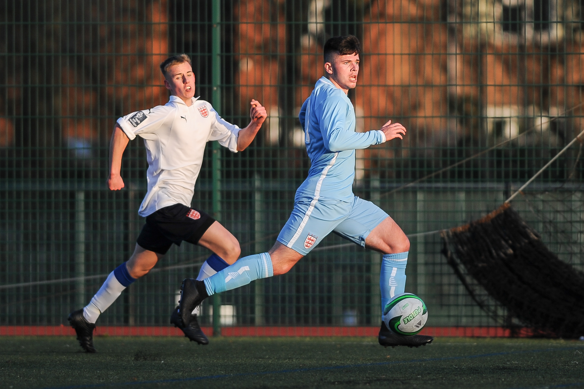 Mathew Wade set to represent England Schoolboys