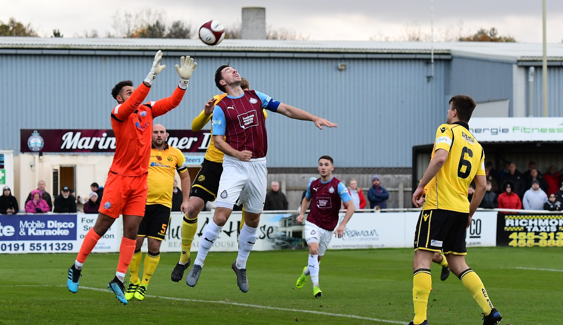 Match Preview: South Shields vs Warrington Town, BetVictor Northern Premier Division