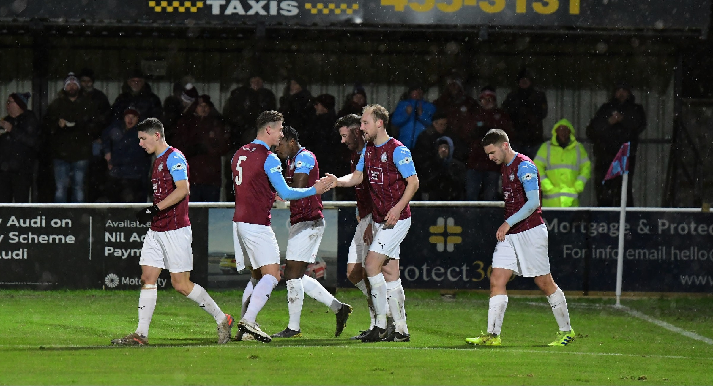 South Shields vs Southport