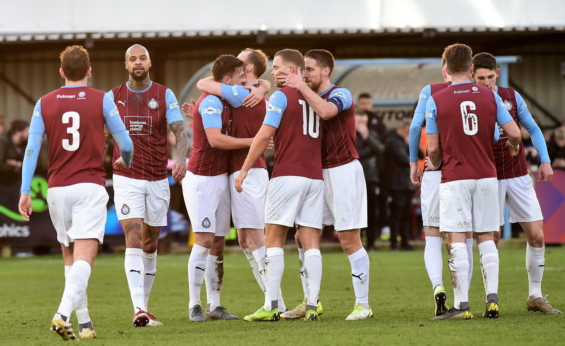 Match Preview: South Shields vs Buxton, BetVictor Northern Premier Division