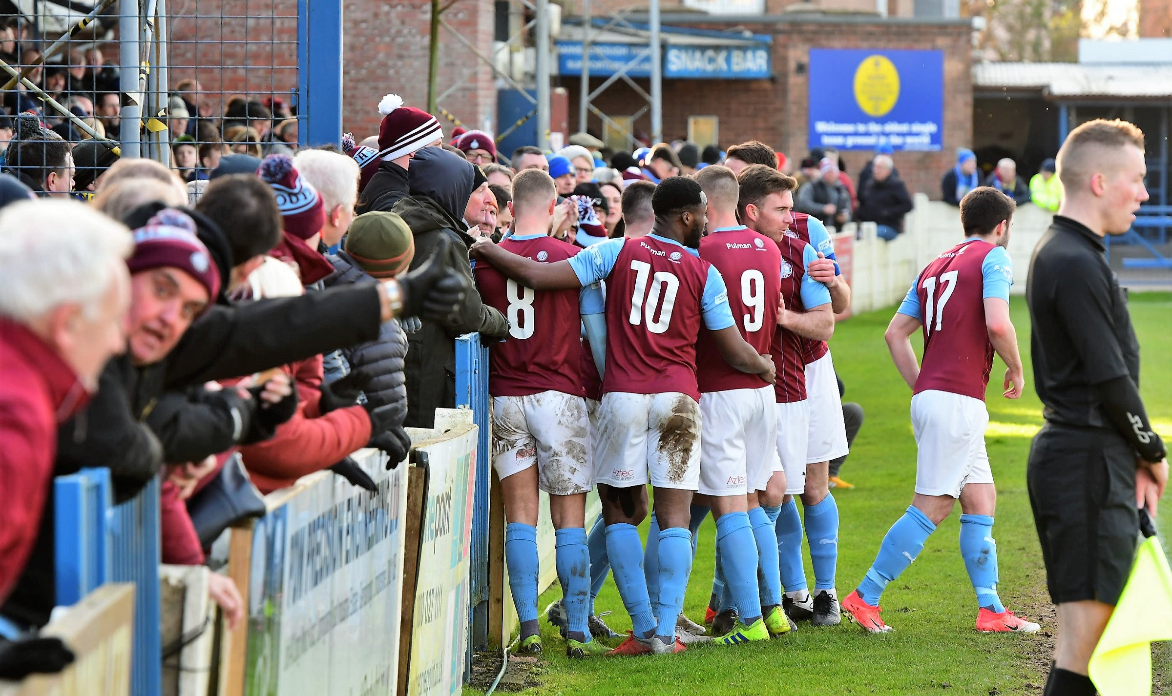 Gainsborough Trinity 1-4 South Shields: Thumping win for Mariners