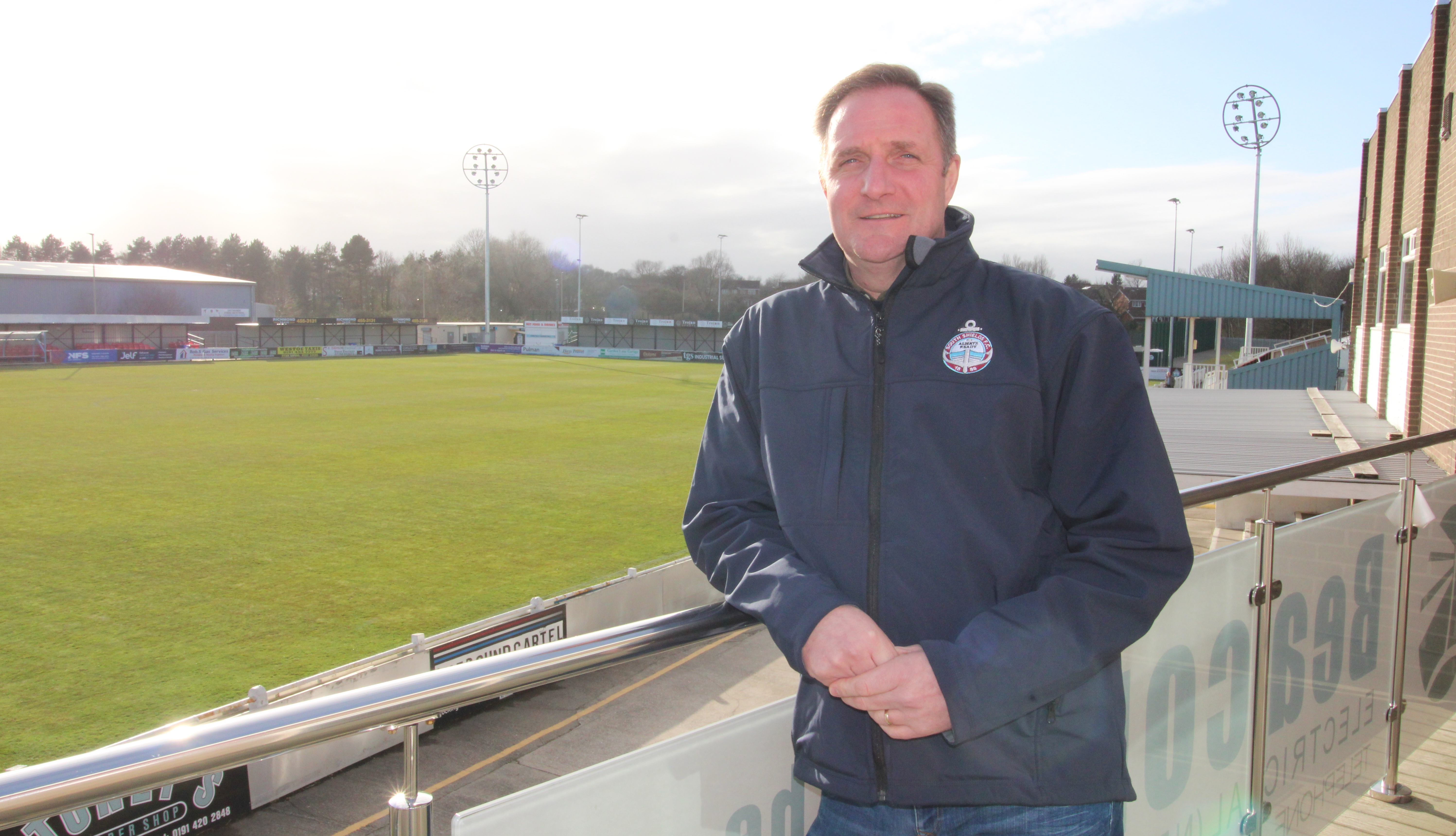 Colin Docherty to step down as business development manager