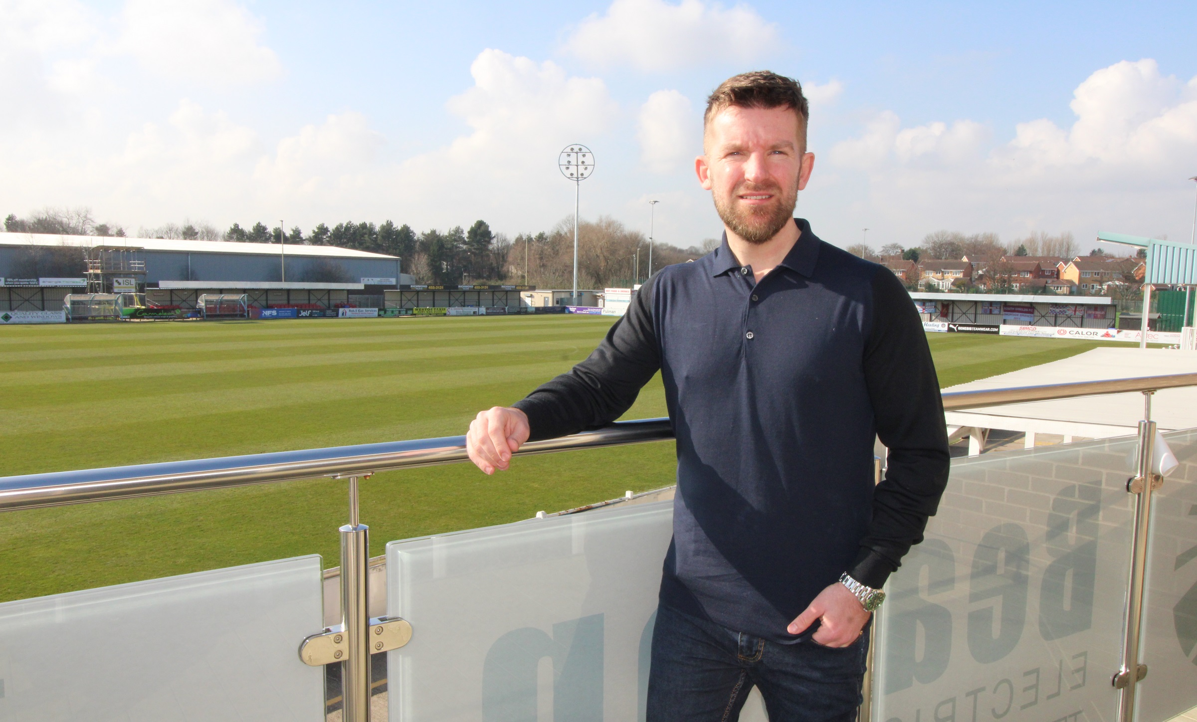 David Lynch appointed Head of Academy and First-Team Recruitment
