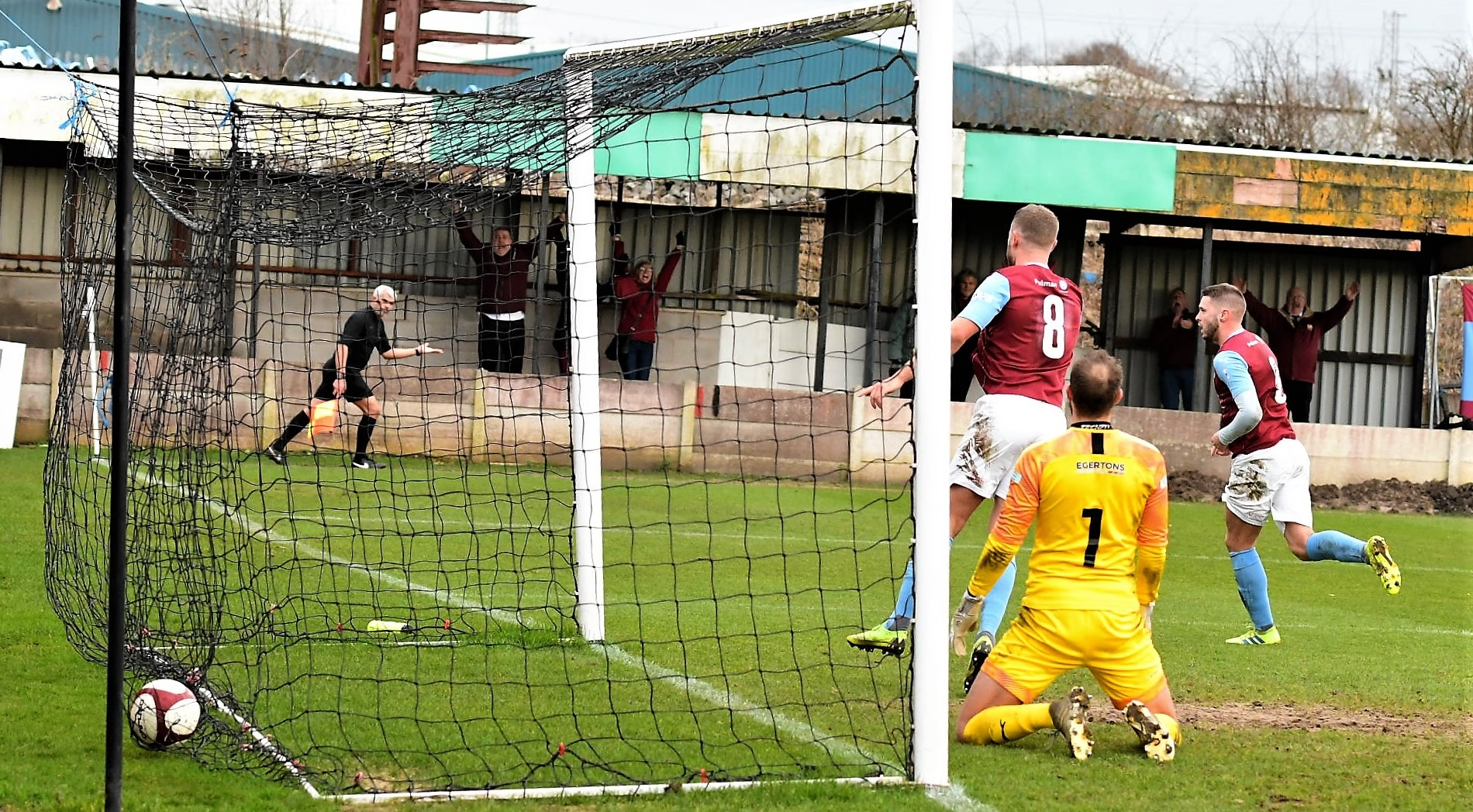 Bamber Bridge vs South Shields
